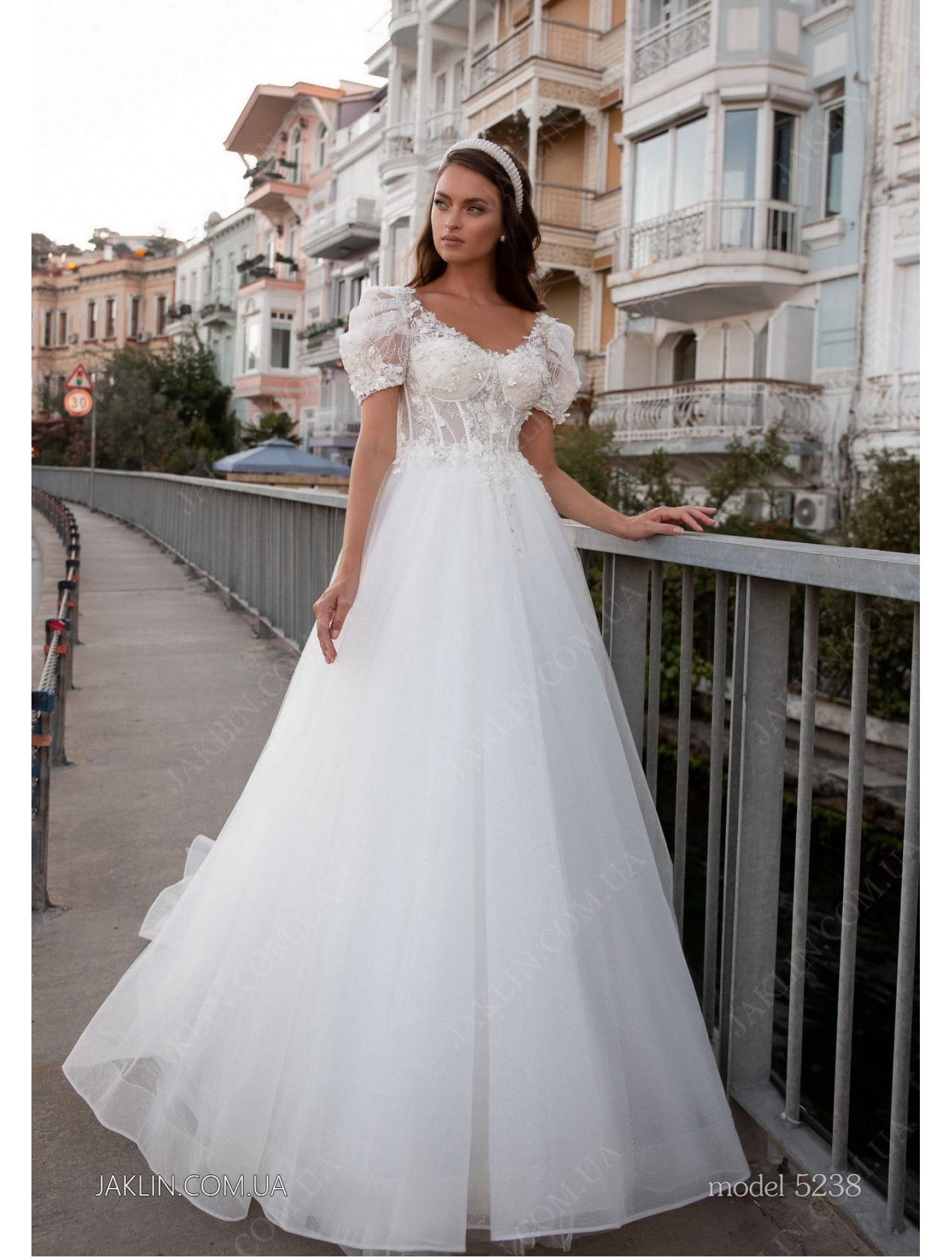 Свадебное платье 5238