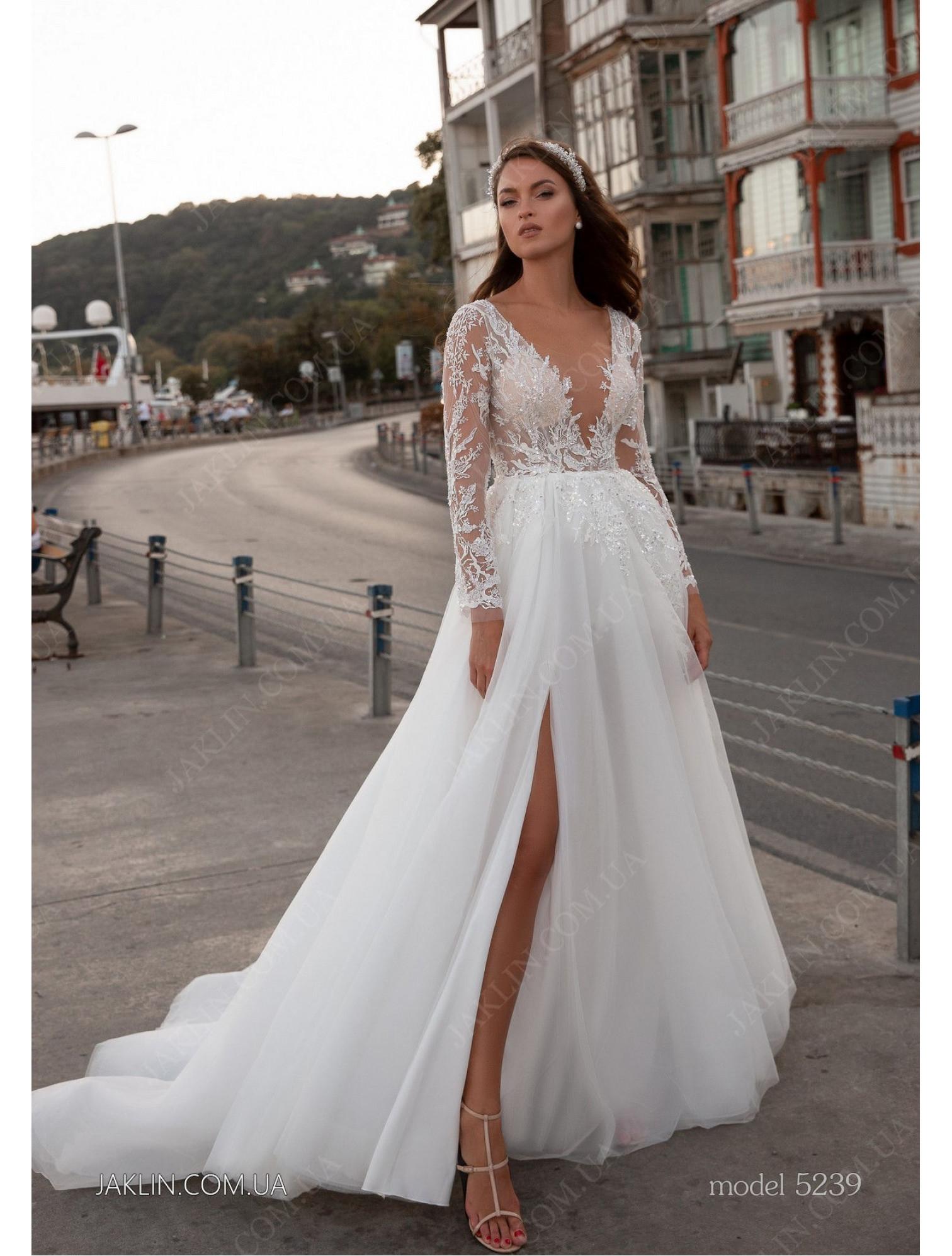 Весільна сукня 5239