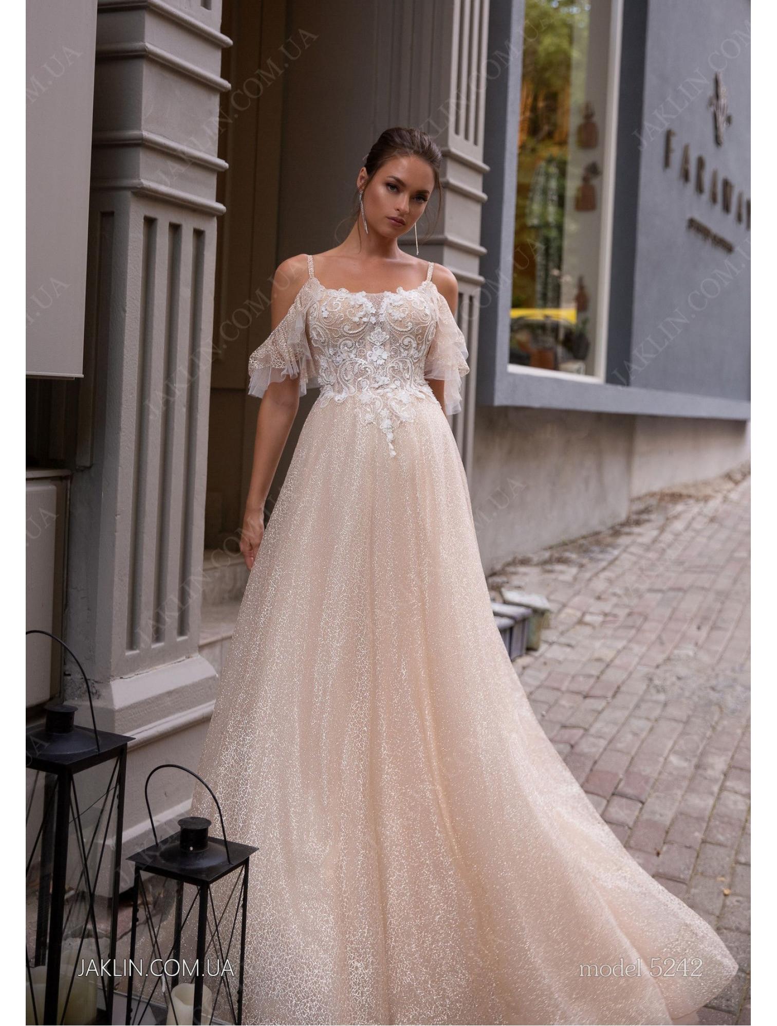 Свадебное платье 5242
