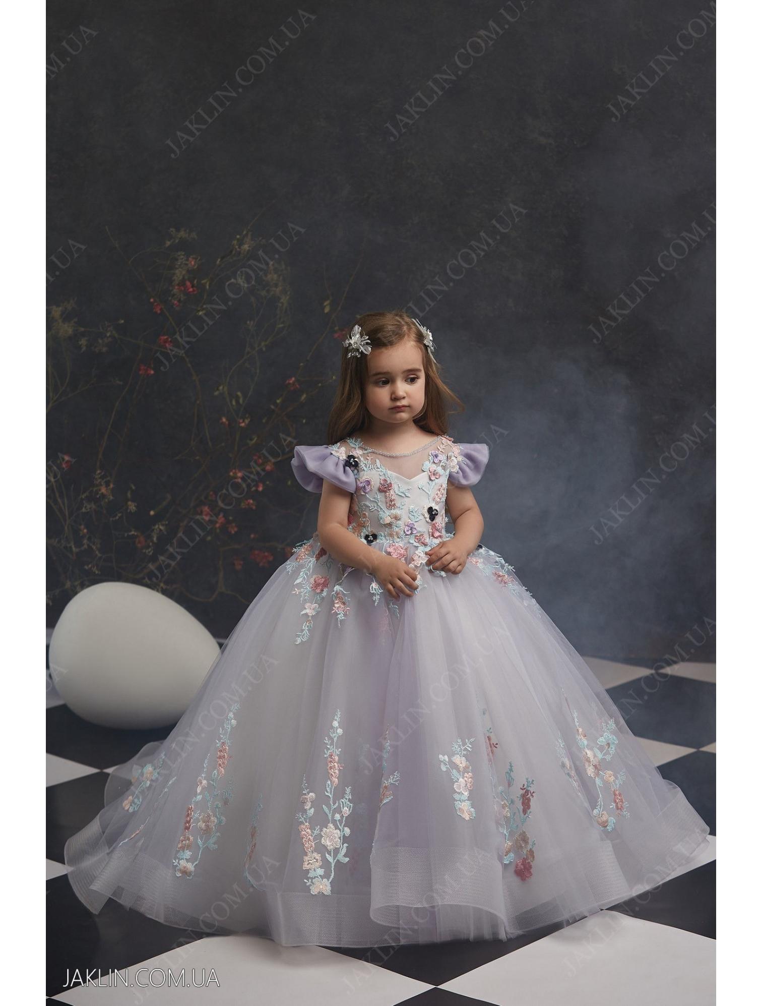 Детское платье 3003