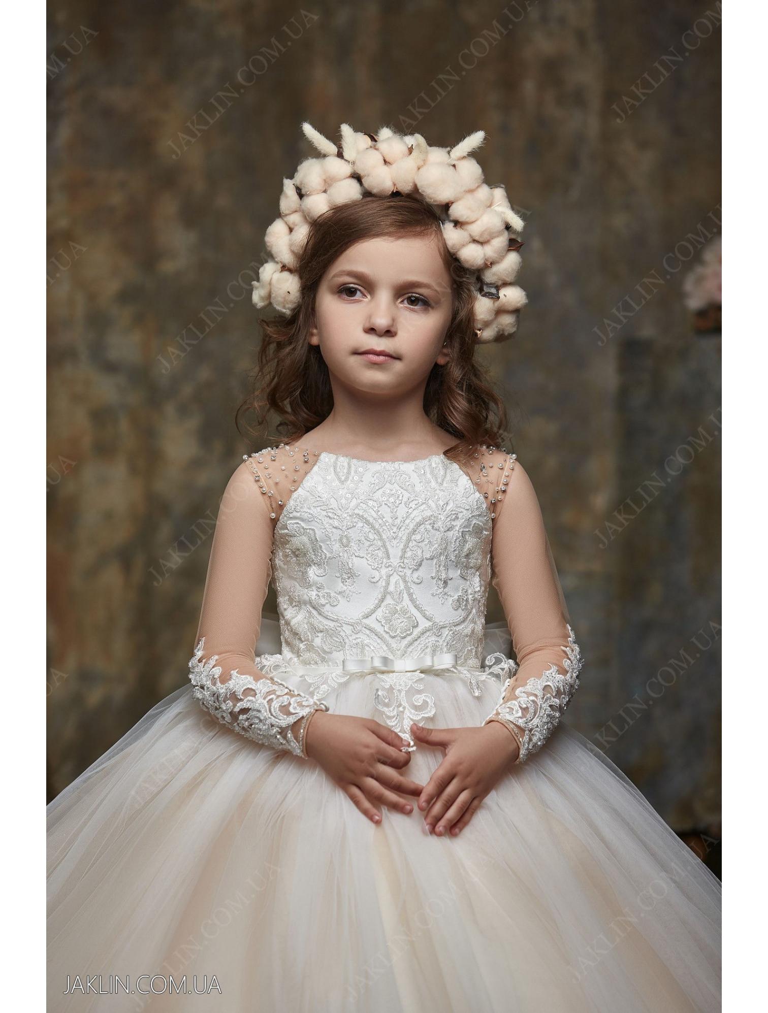 Детское платье 3004