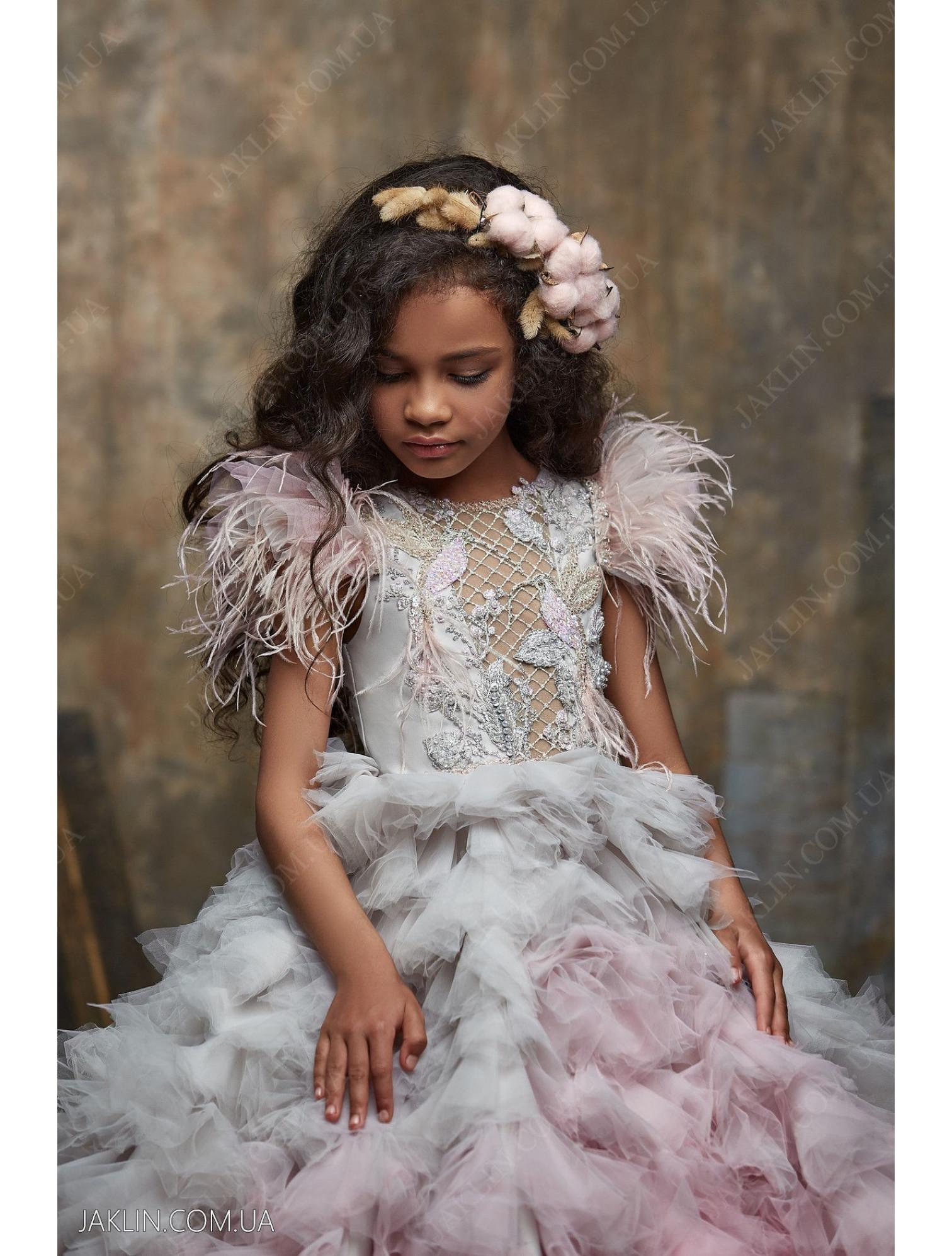 Детское платье 3006