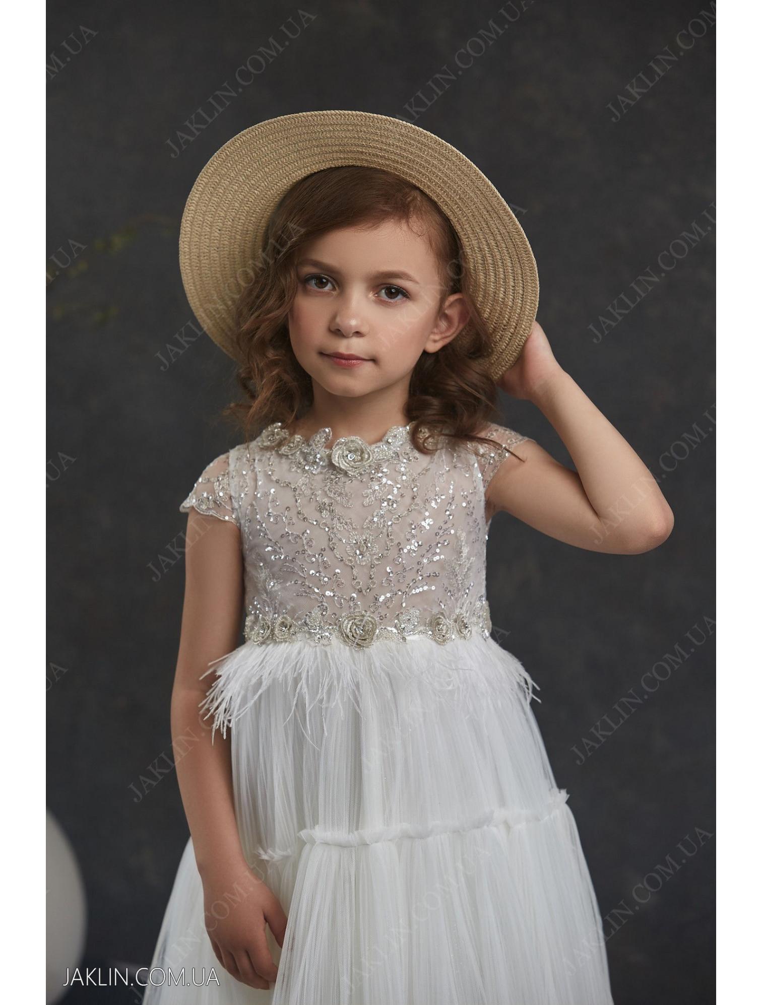 Детское платье 3008