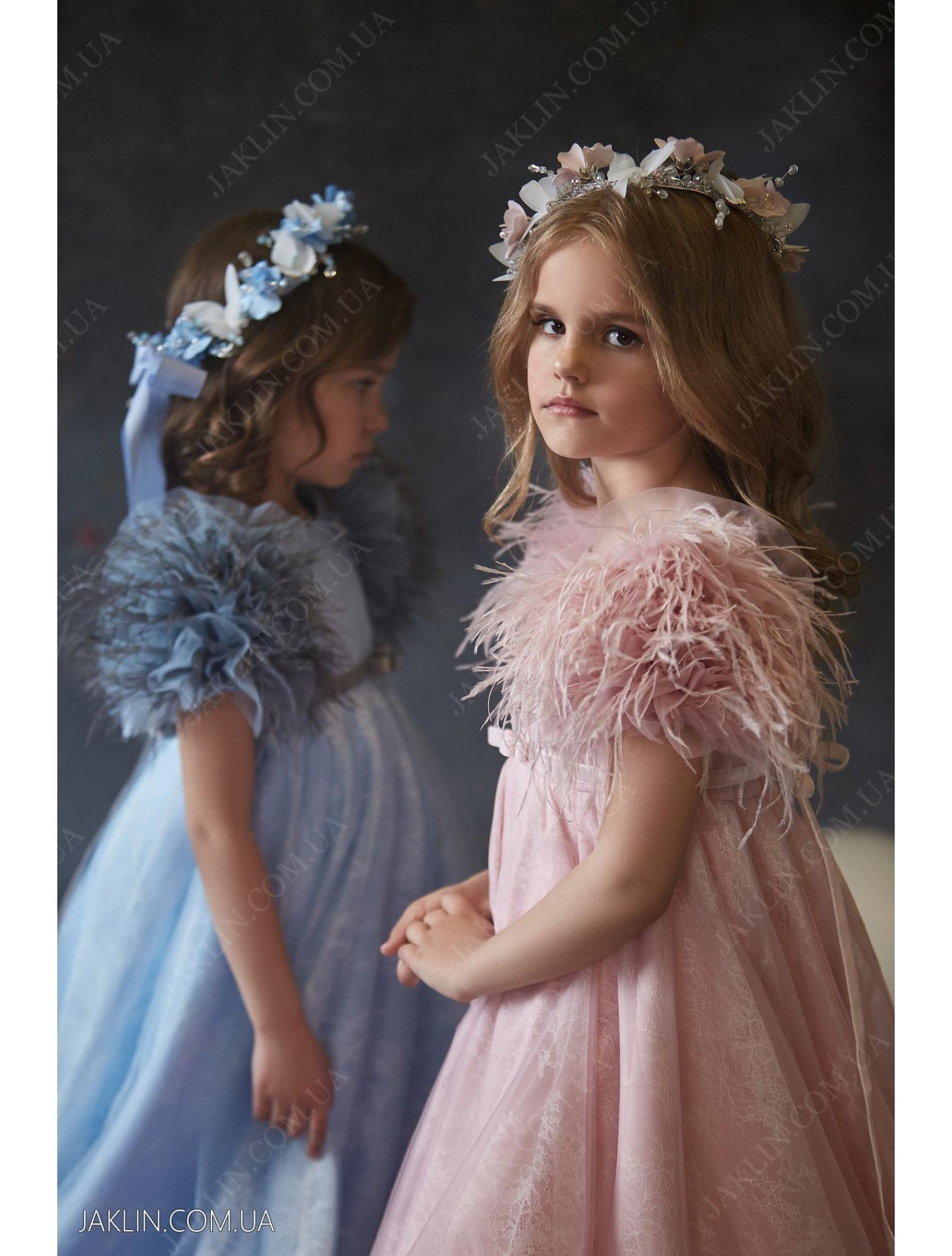Детское платье 3010