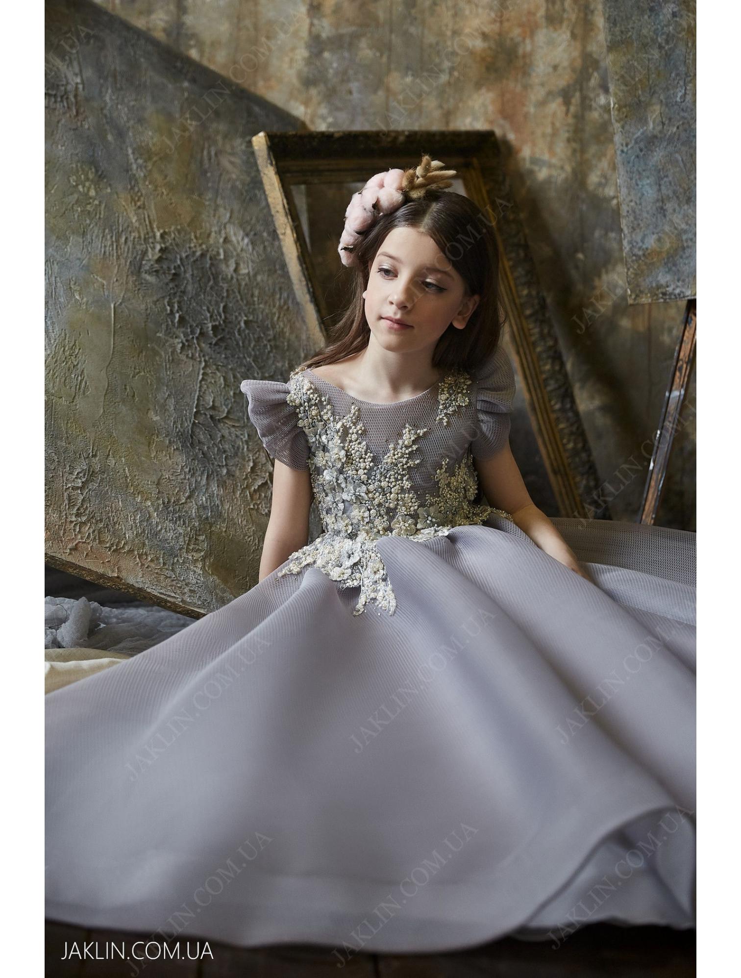 Детское платье 3011
