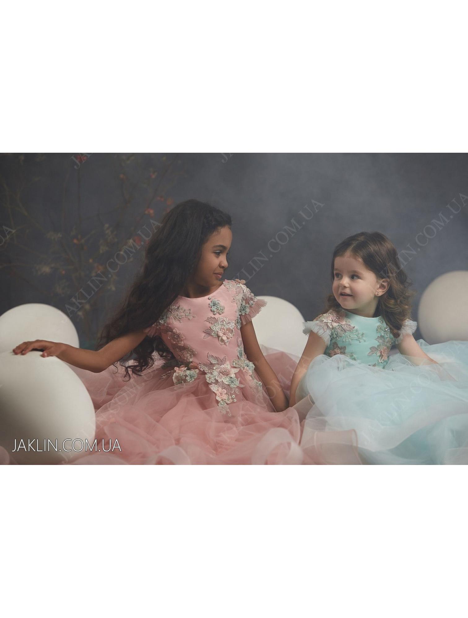 Child dress 3014