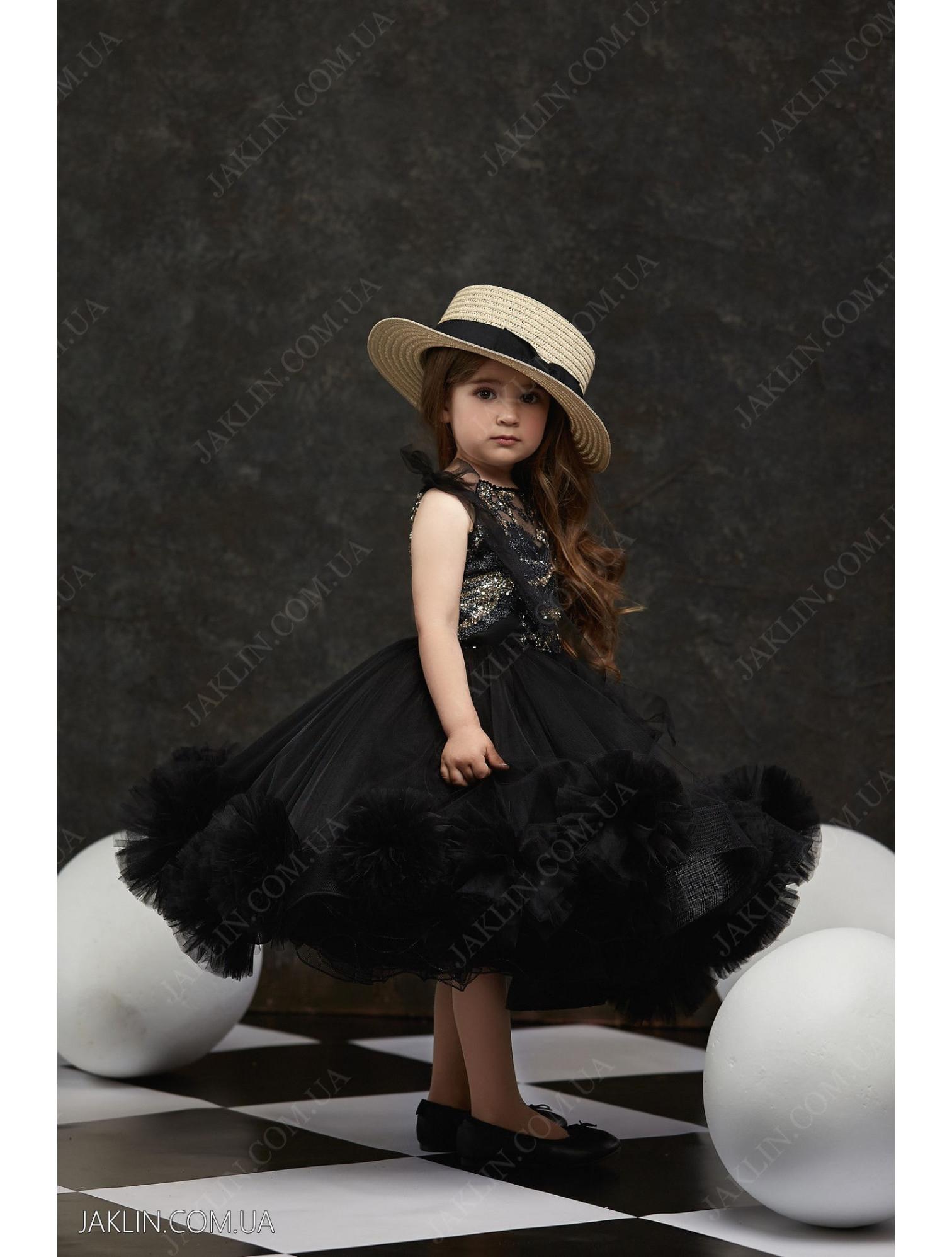 Детское платье 3015