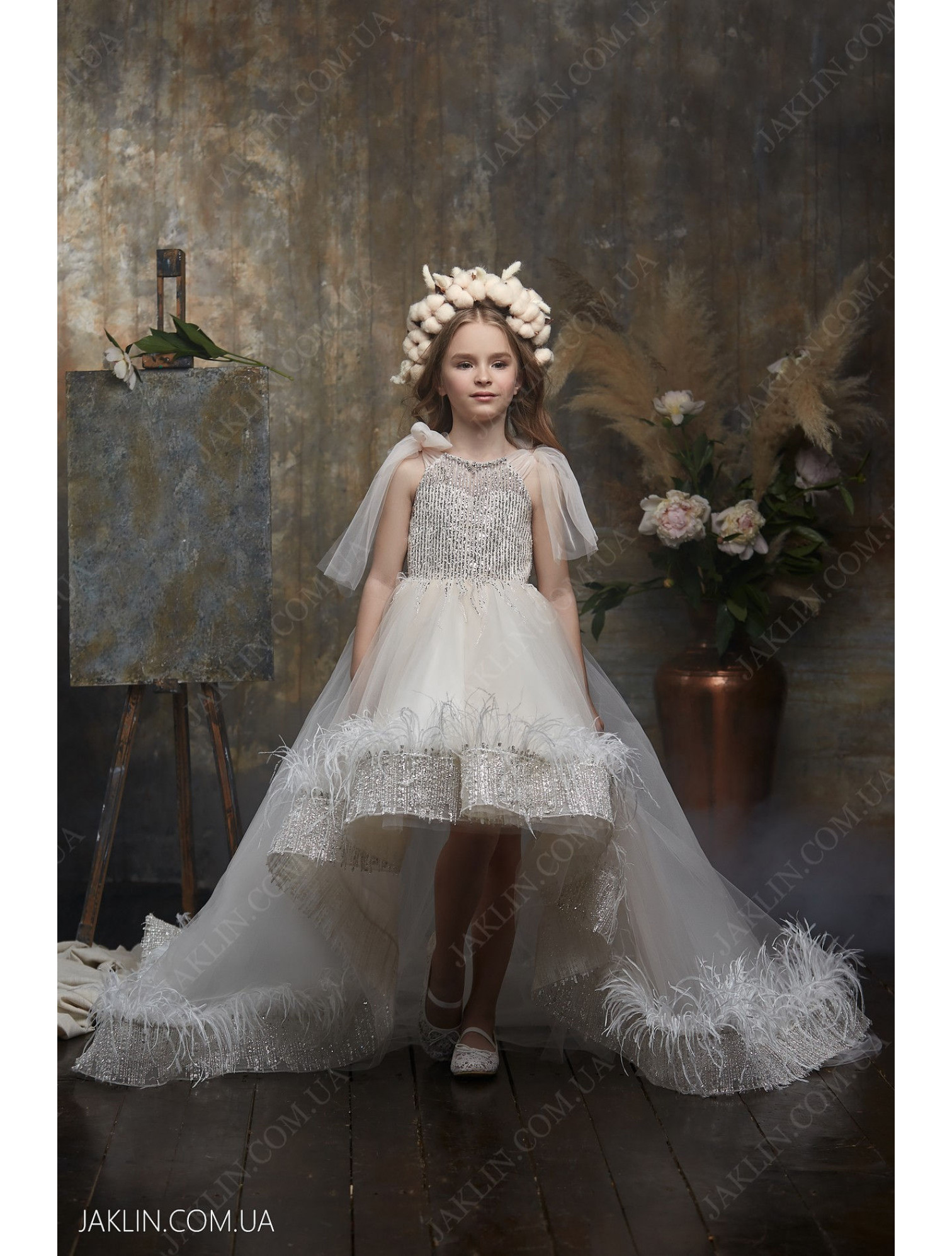 Детское платье 3017