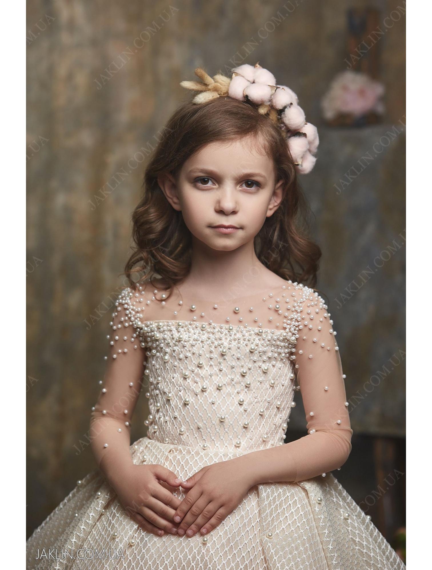 Детское платье 3018