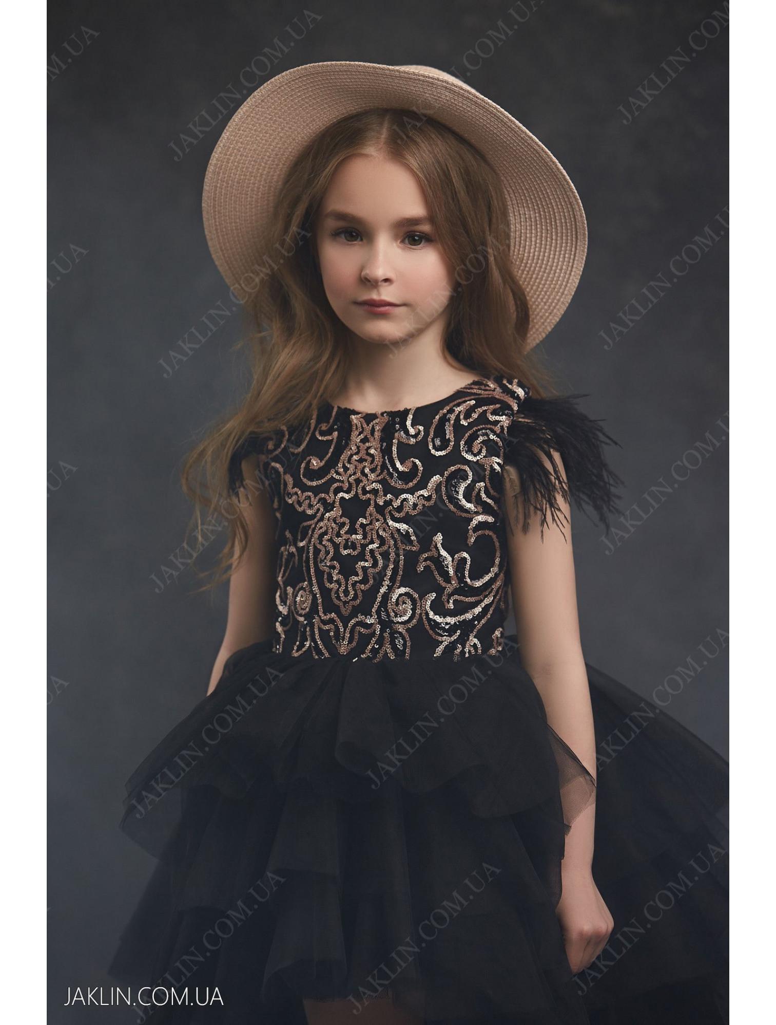 Детское платье 3019