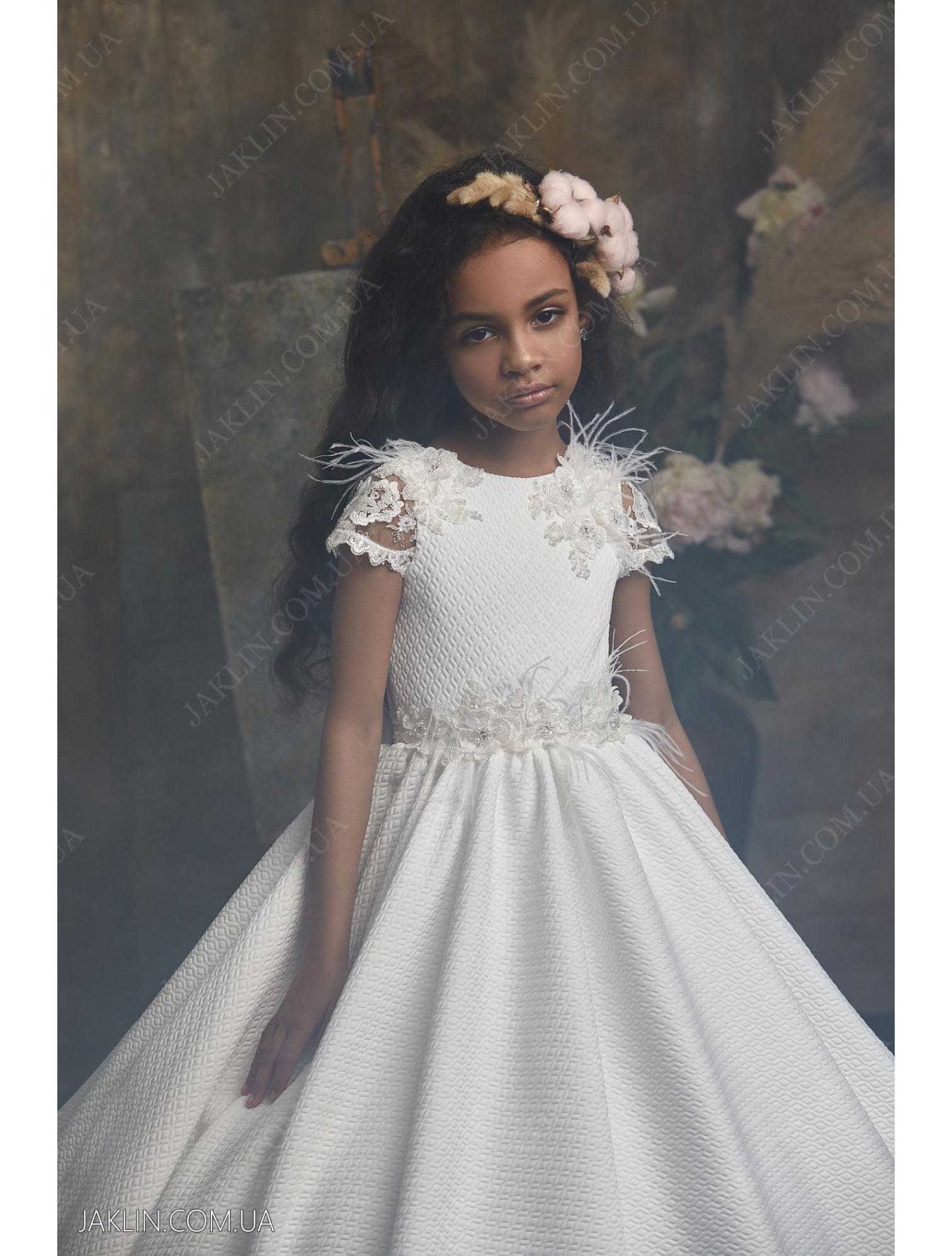 Детское платье 3020