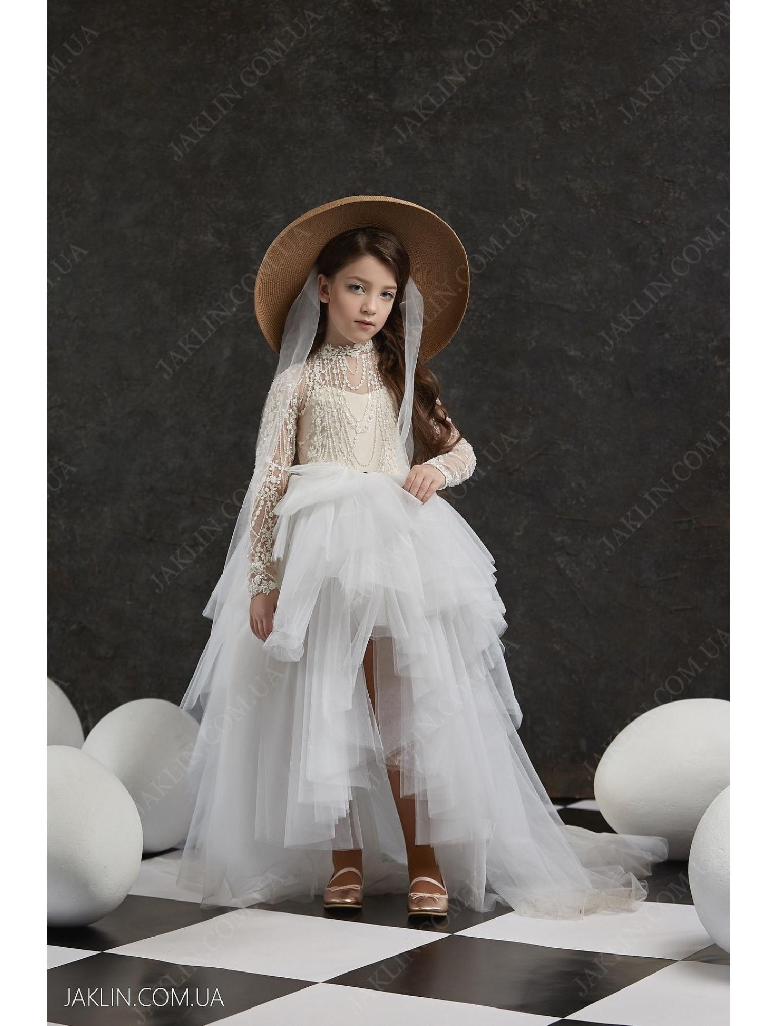 Детское платье 3021