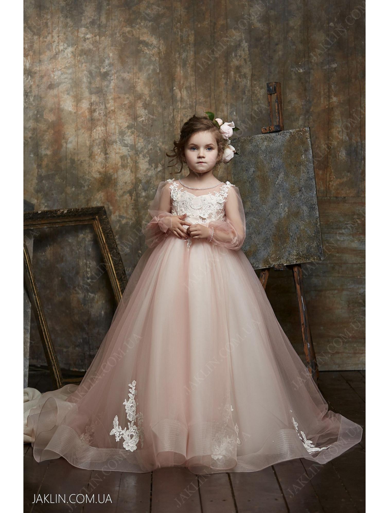 Детское платье 3023