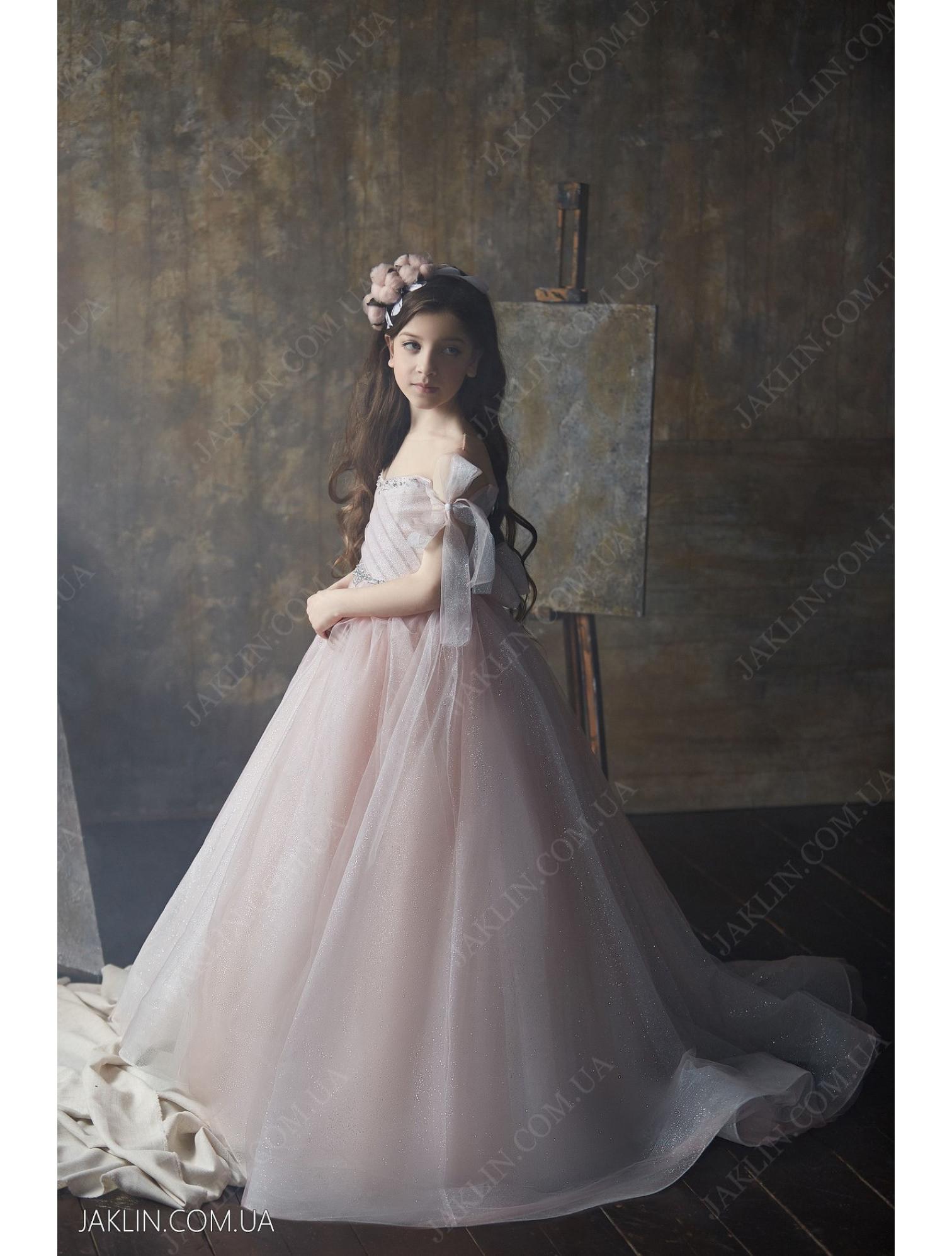 Детское платье 3025