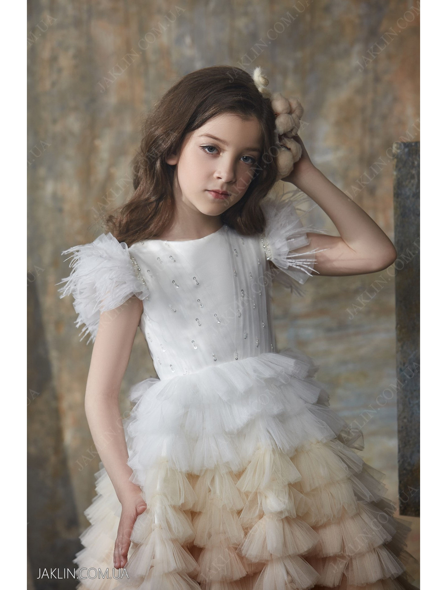 Child dress 3026