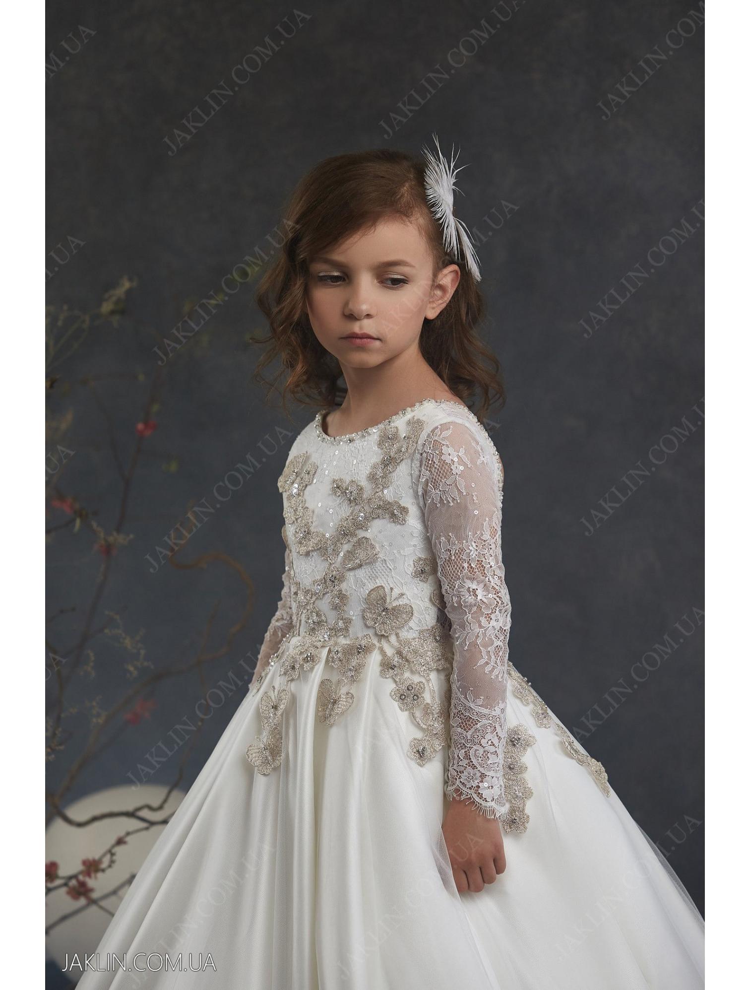 Детское платье 3028