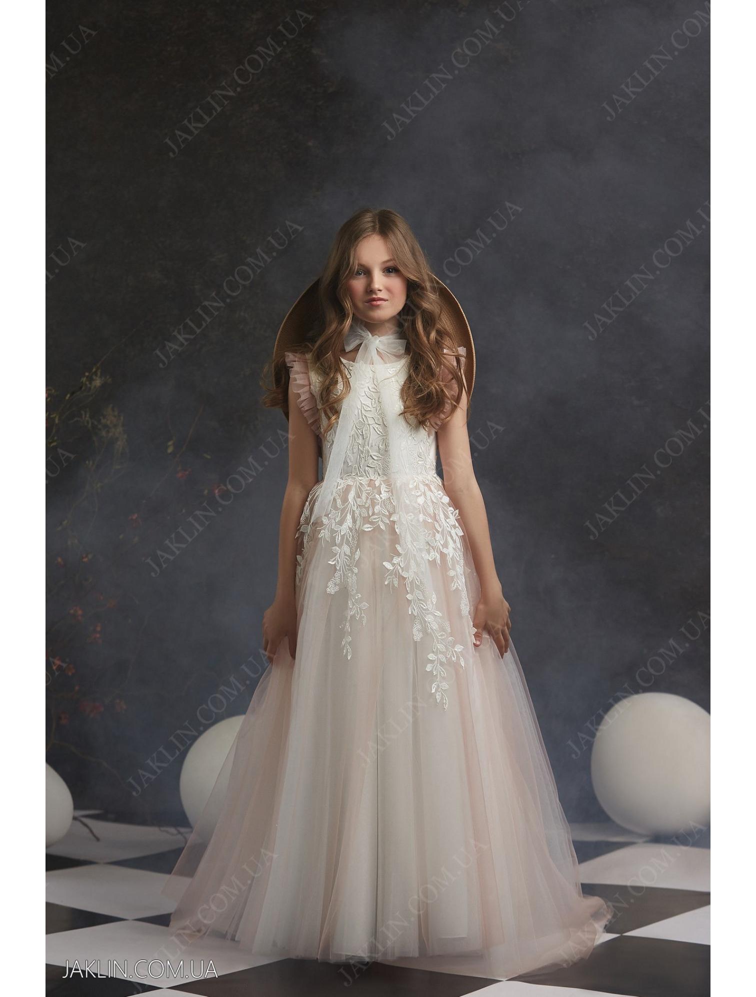 Детское платье 3031