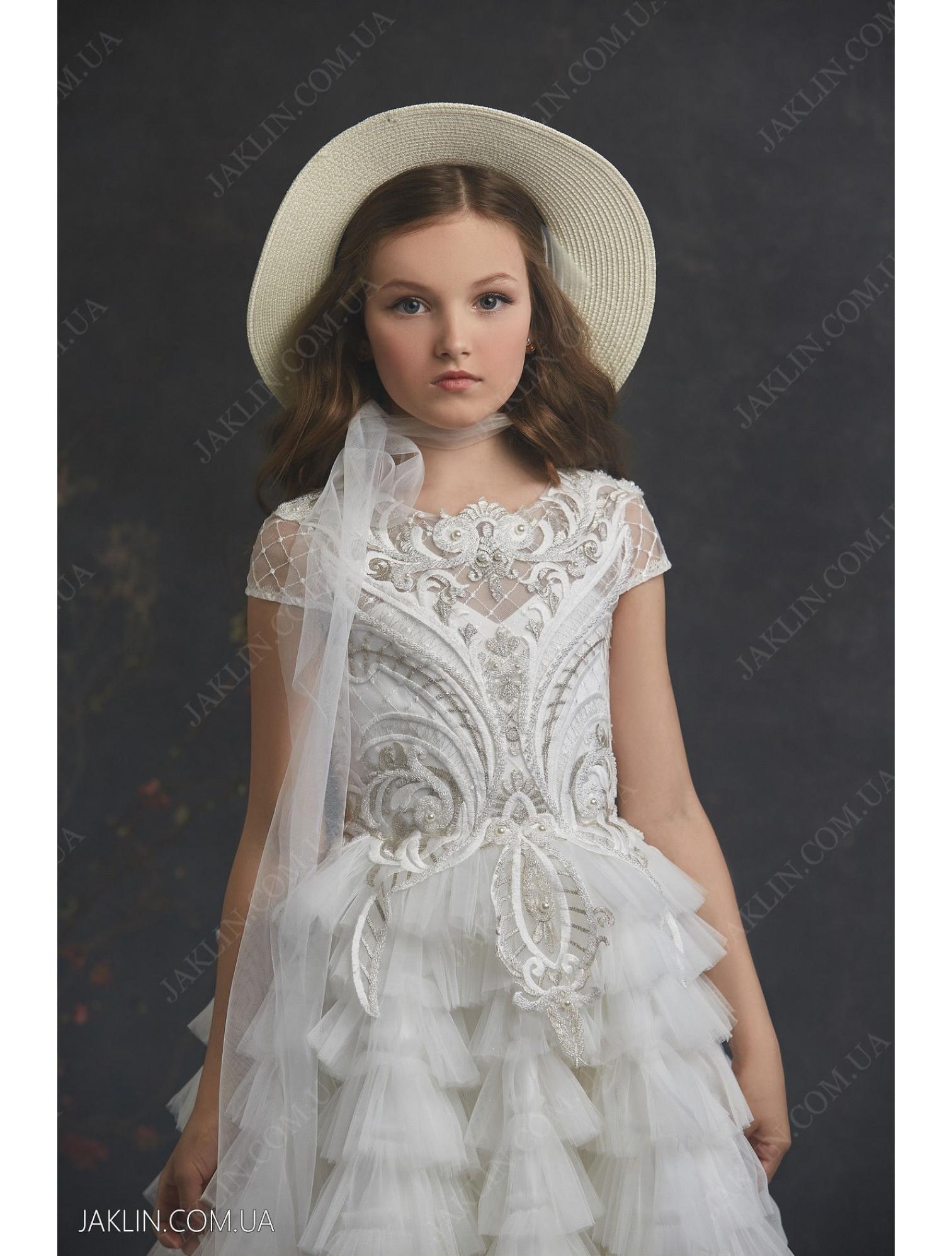Детское платье 3035