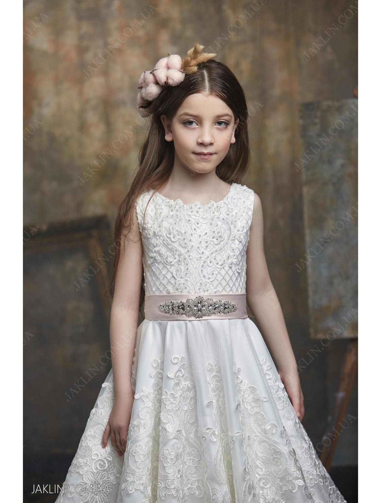 Детское платье 3036