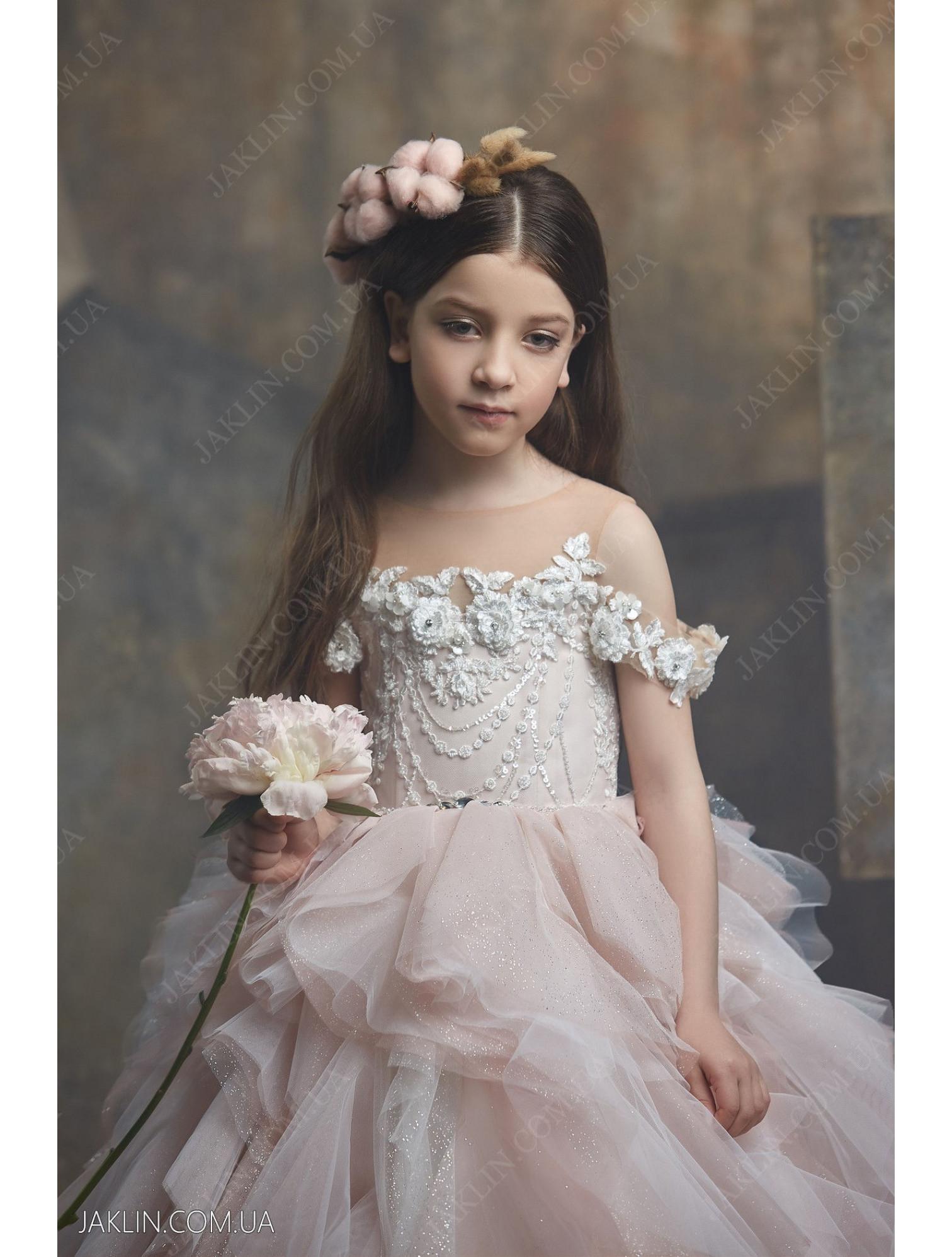 Детское платье 3039