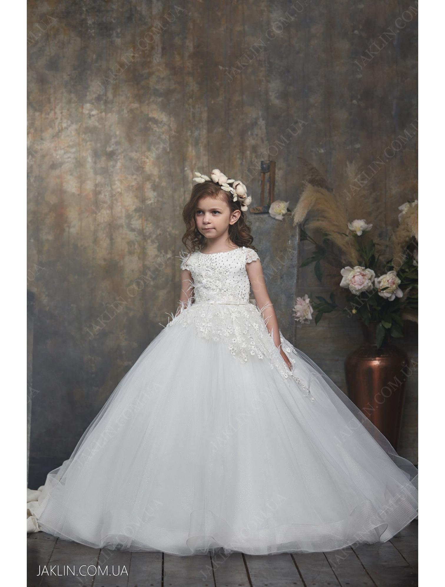Дитяча сукня 3044