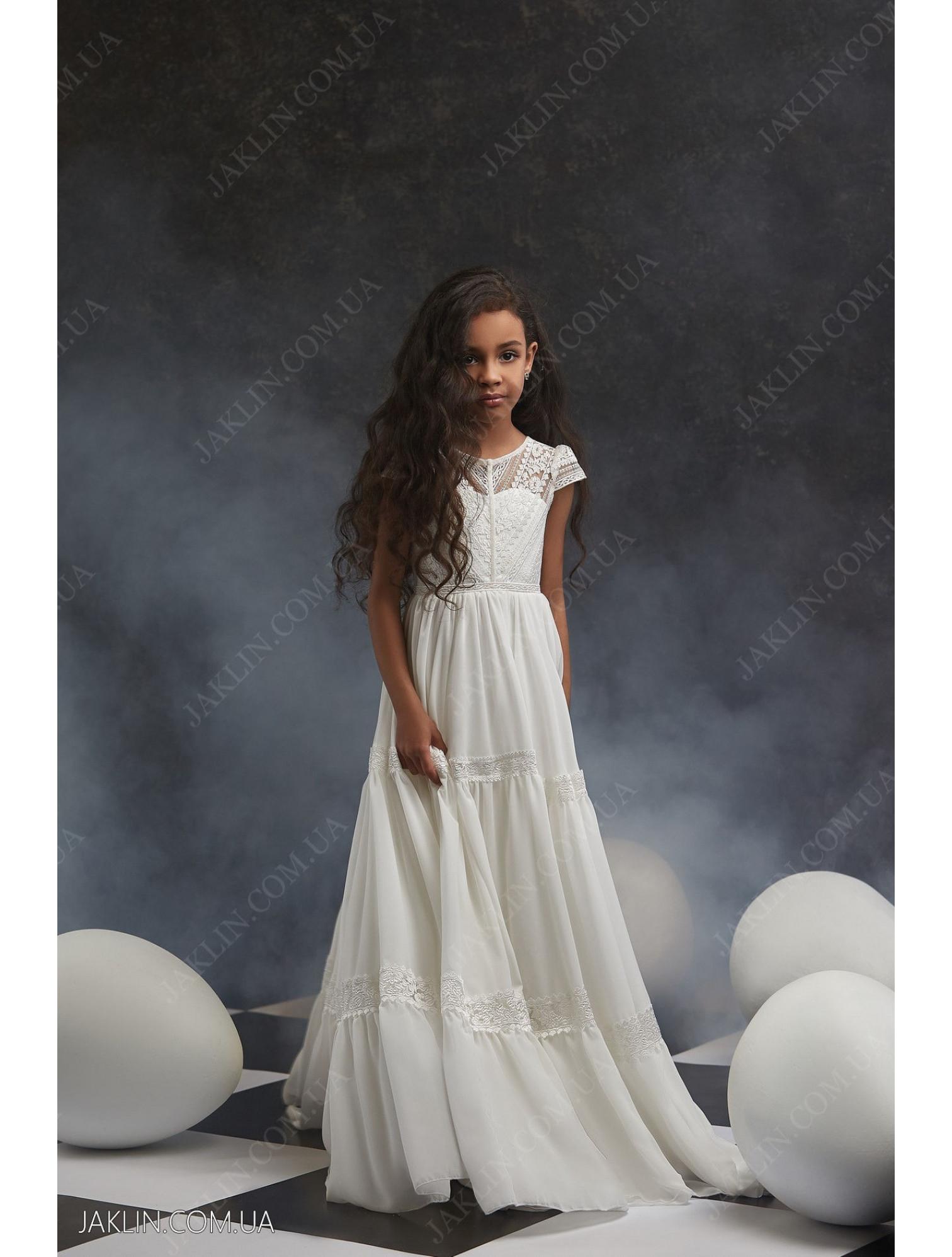 Детское платье 3046