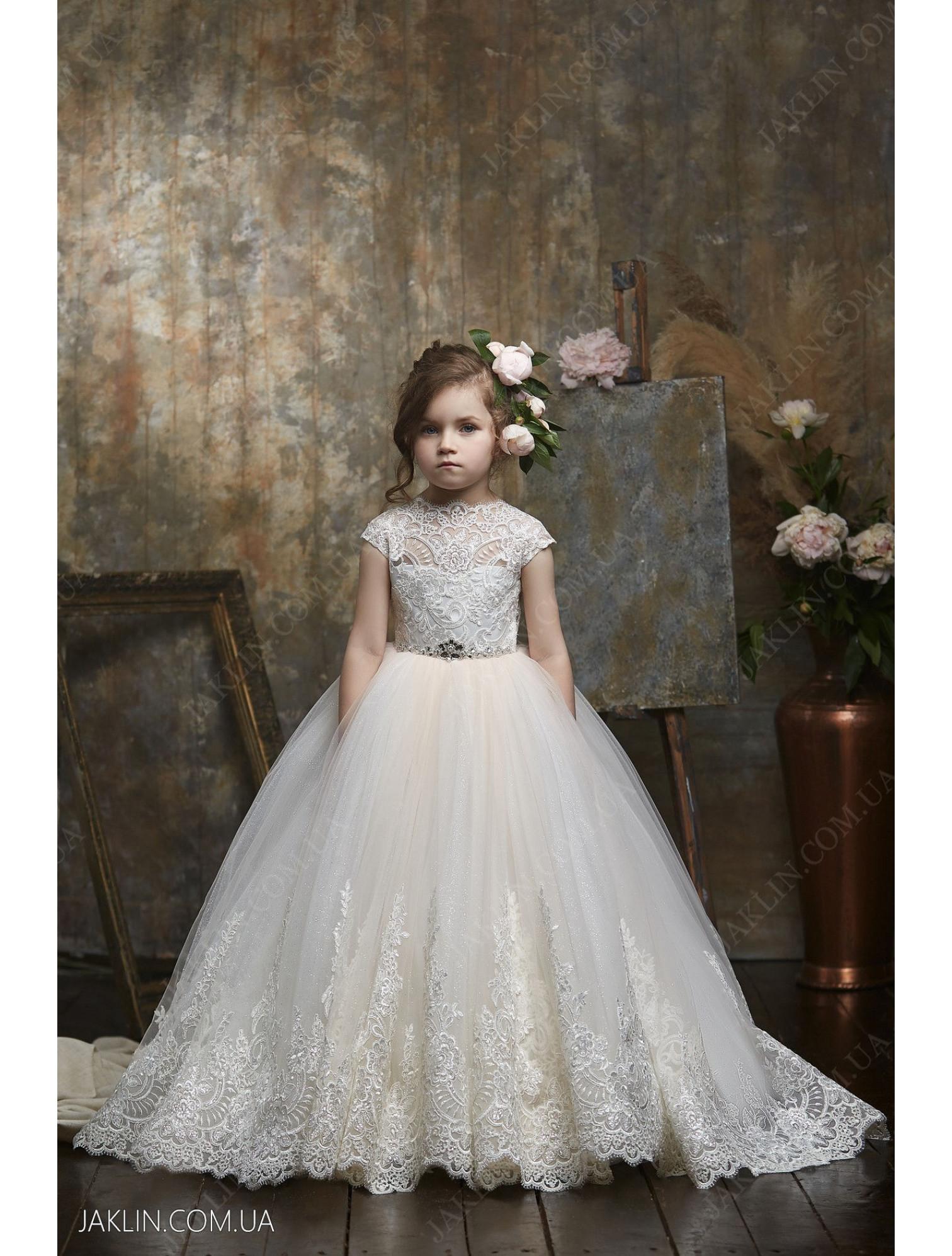 Детское платье 3047