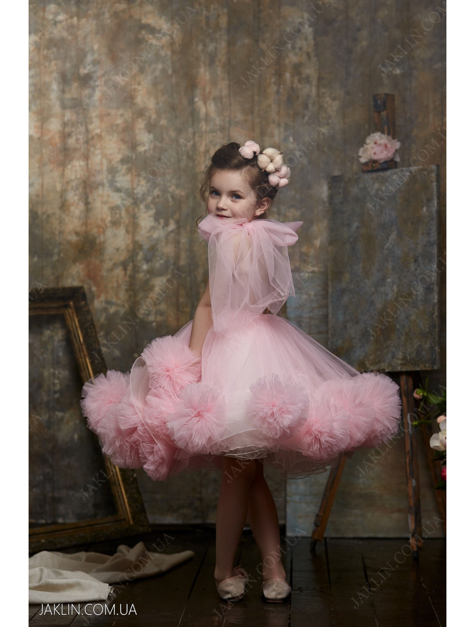 Детское платье 3051