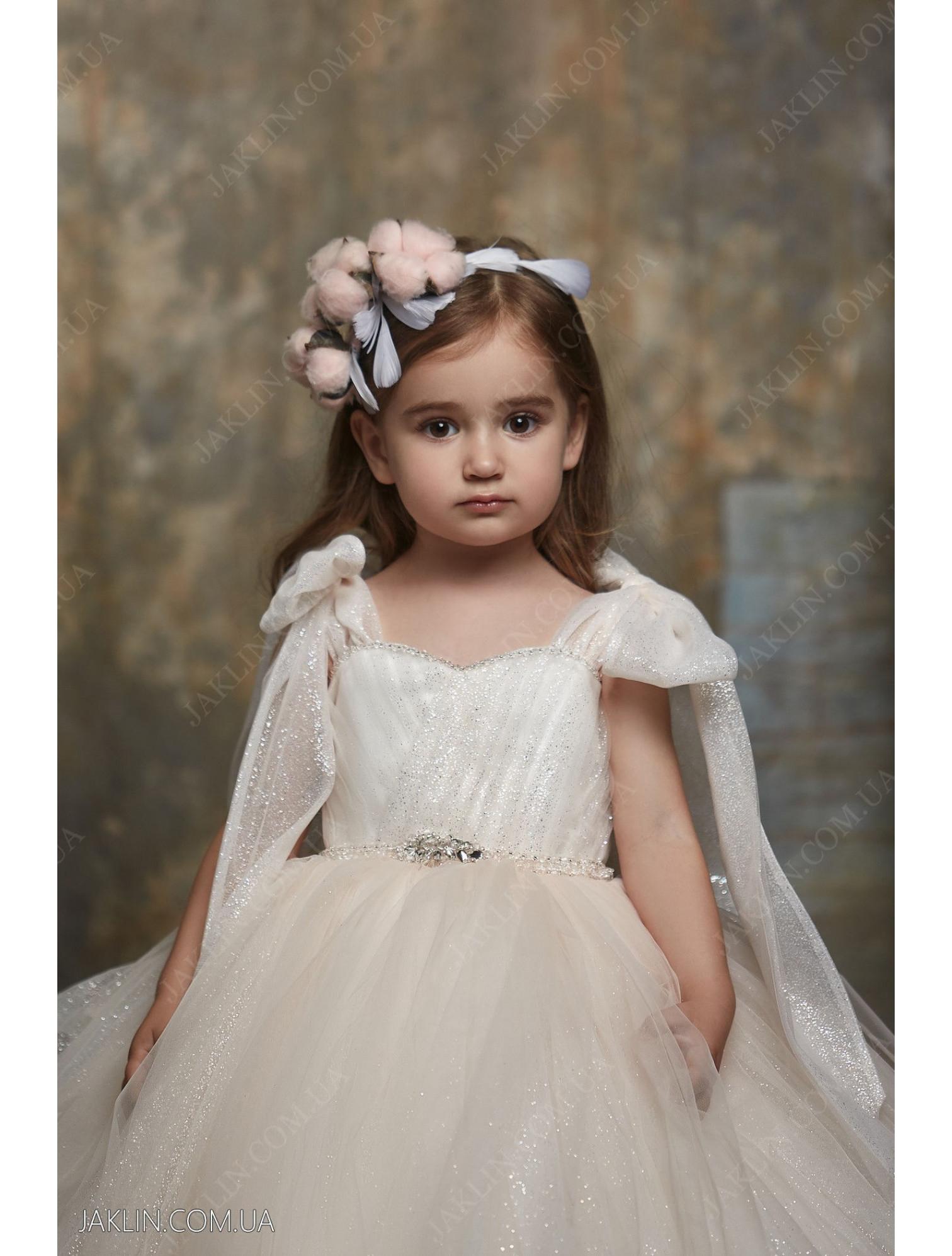 Детское платье 3053