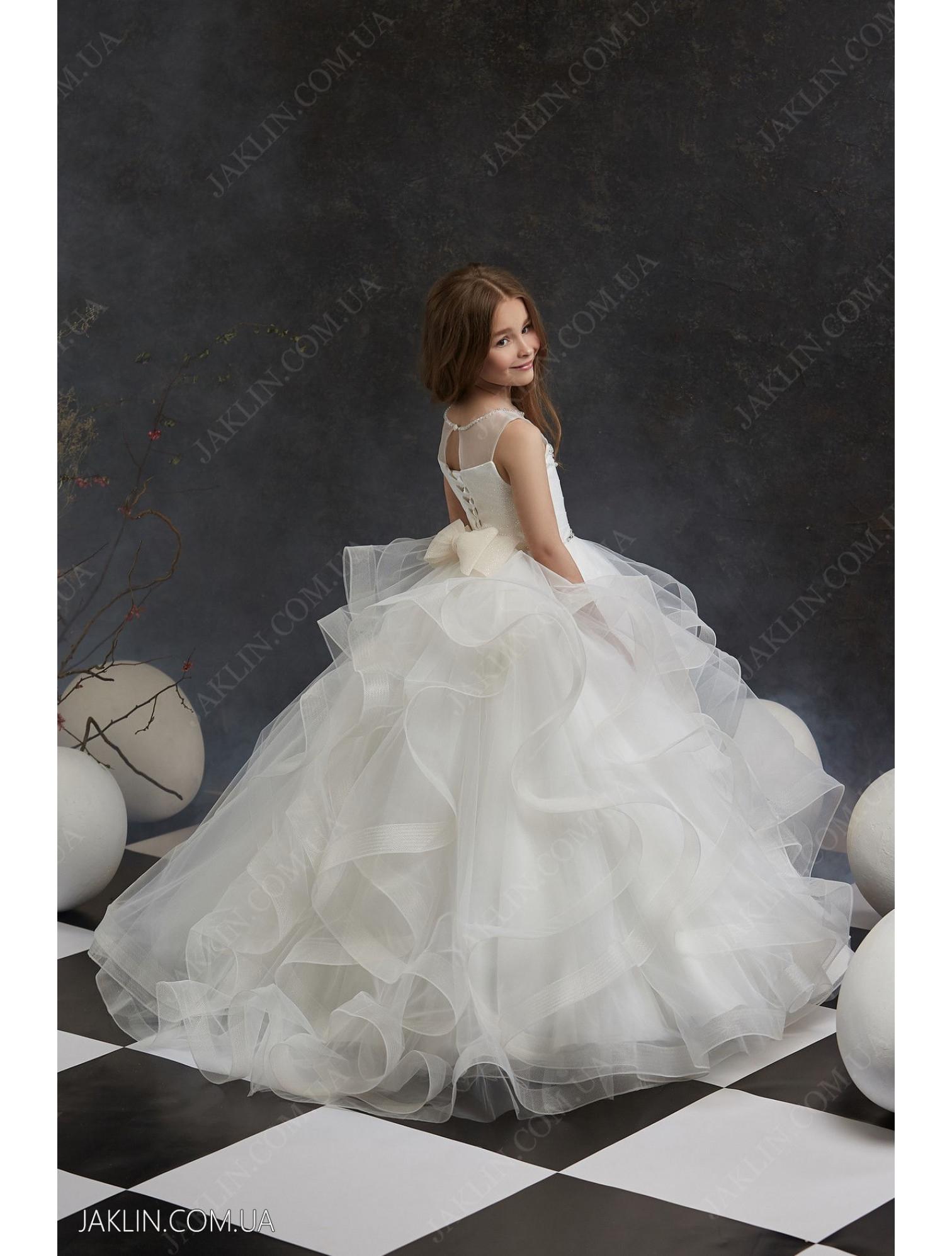 Детское платье 3055