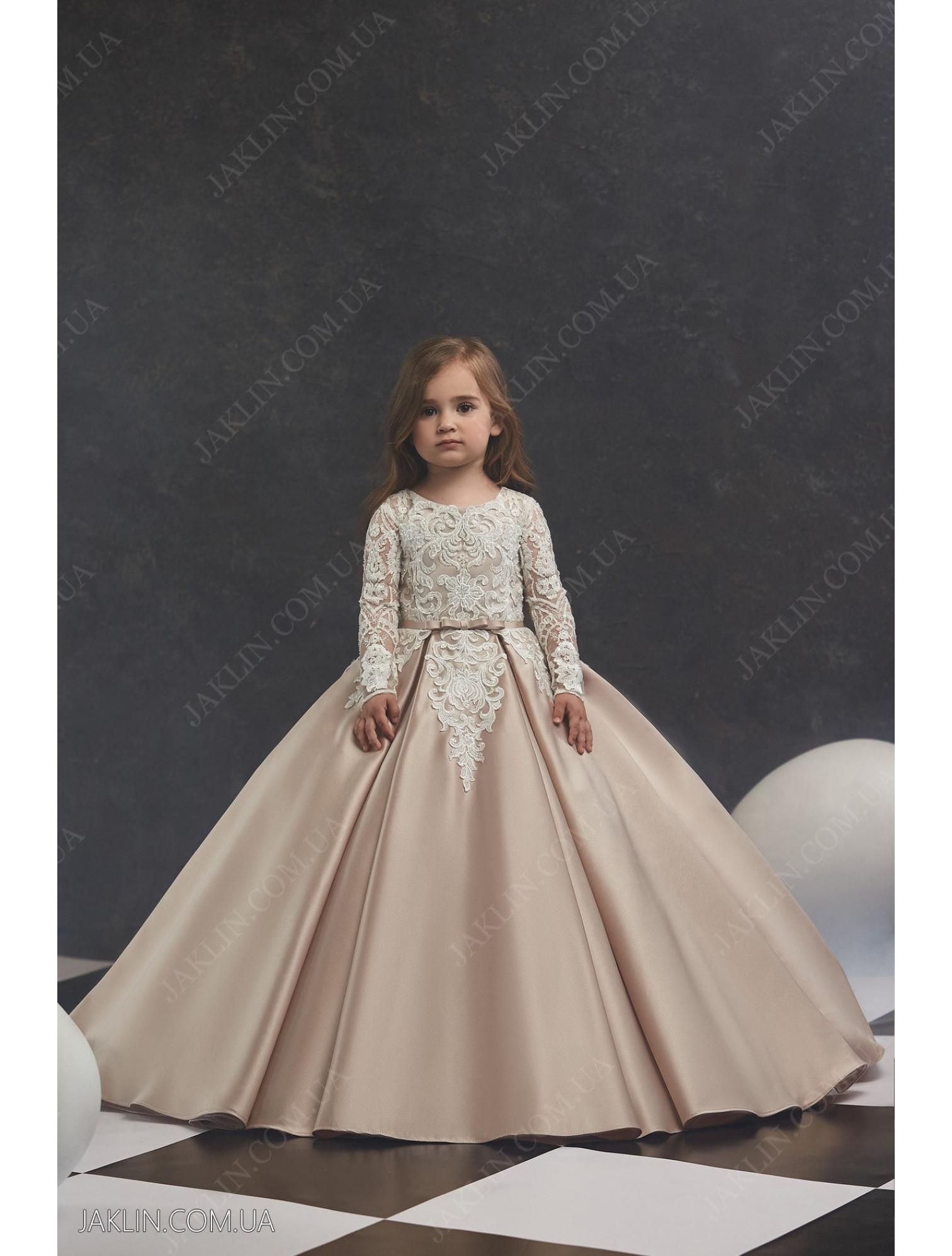 Детское платье 3056