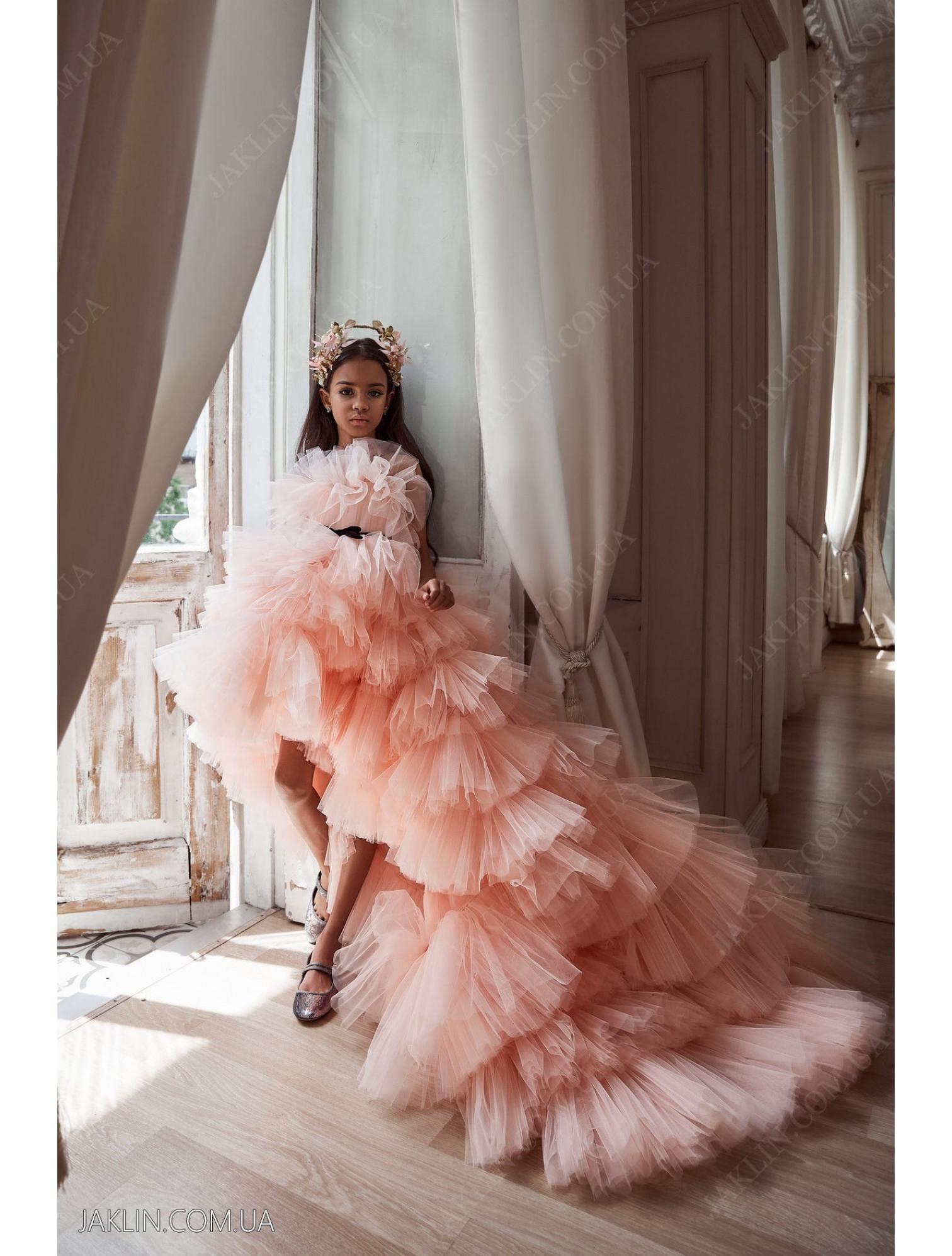 Детское платье 3101