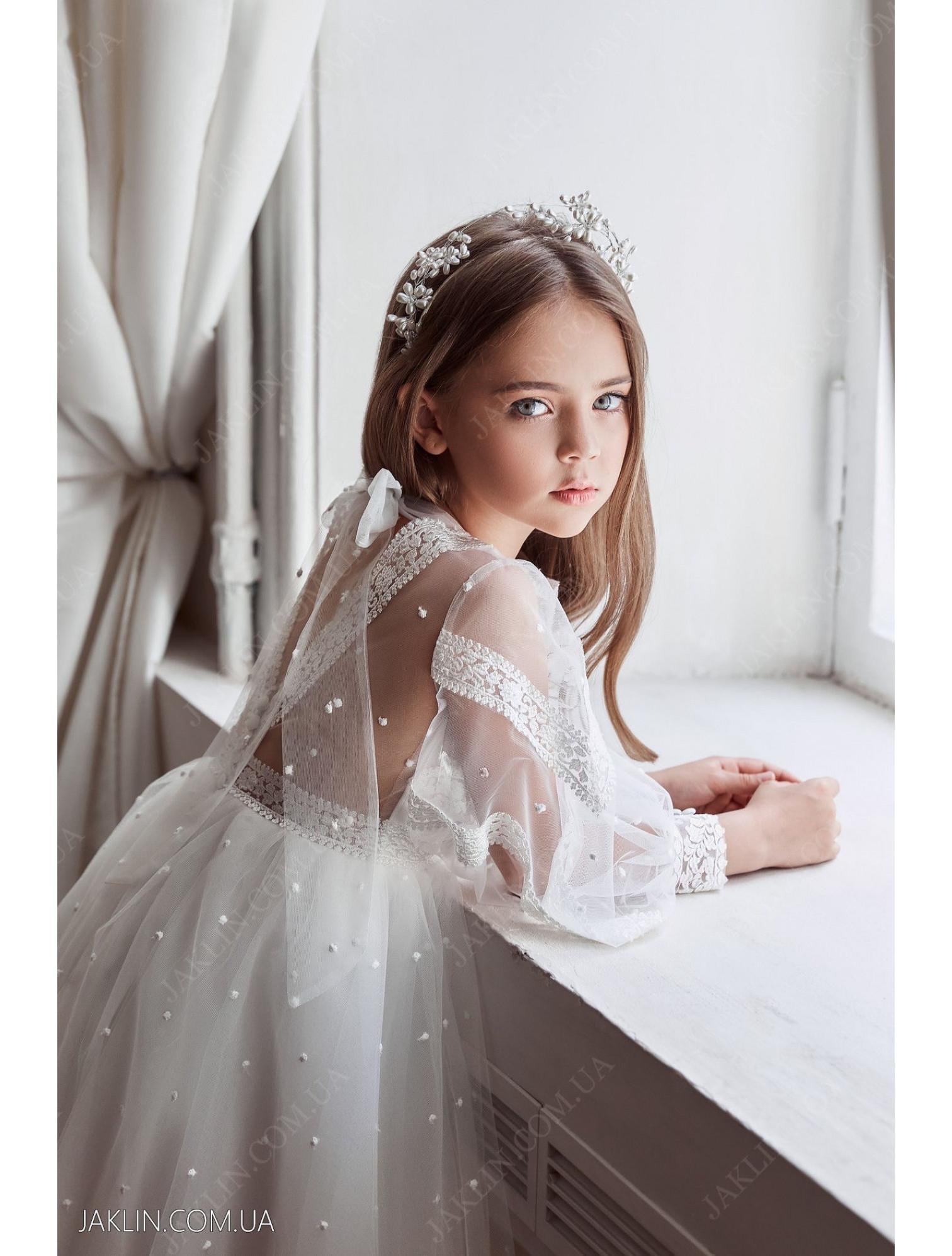 Детское платье 3102
