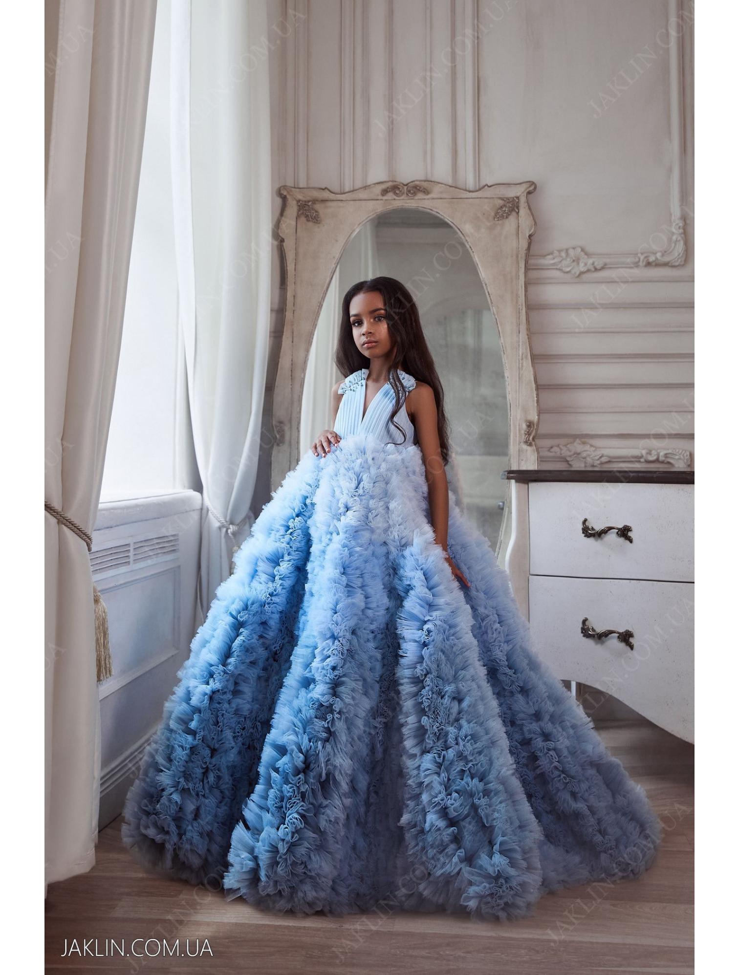 Детское платье 3103