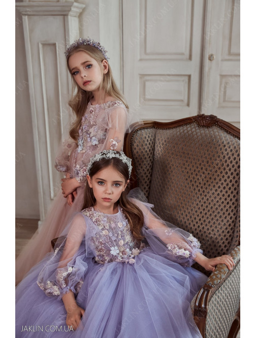 Детское платье 3108