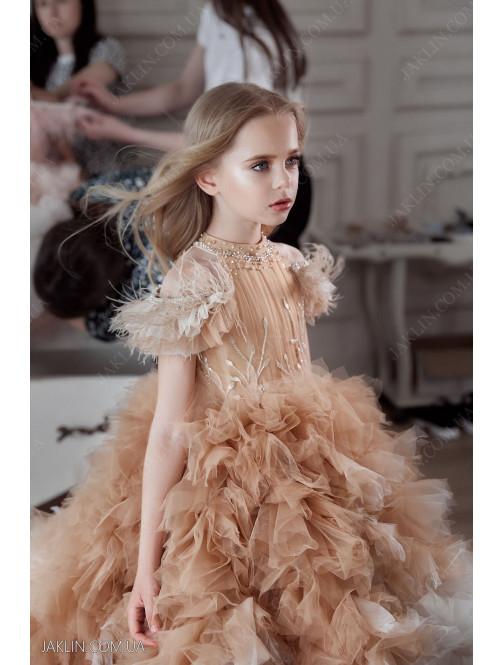 Детское платье 3110