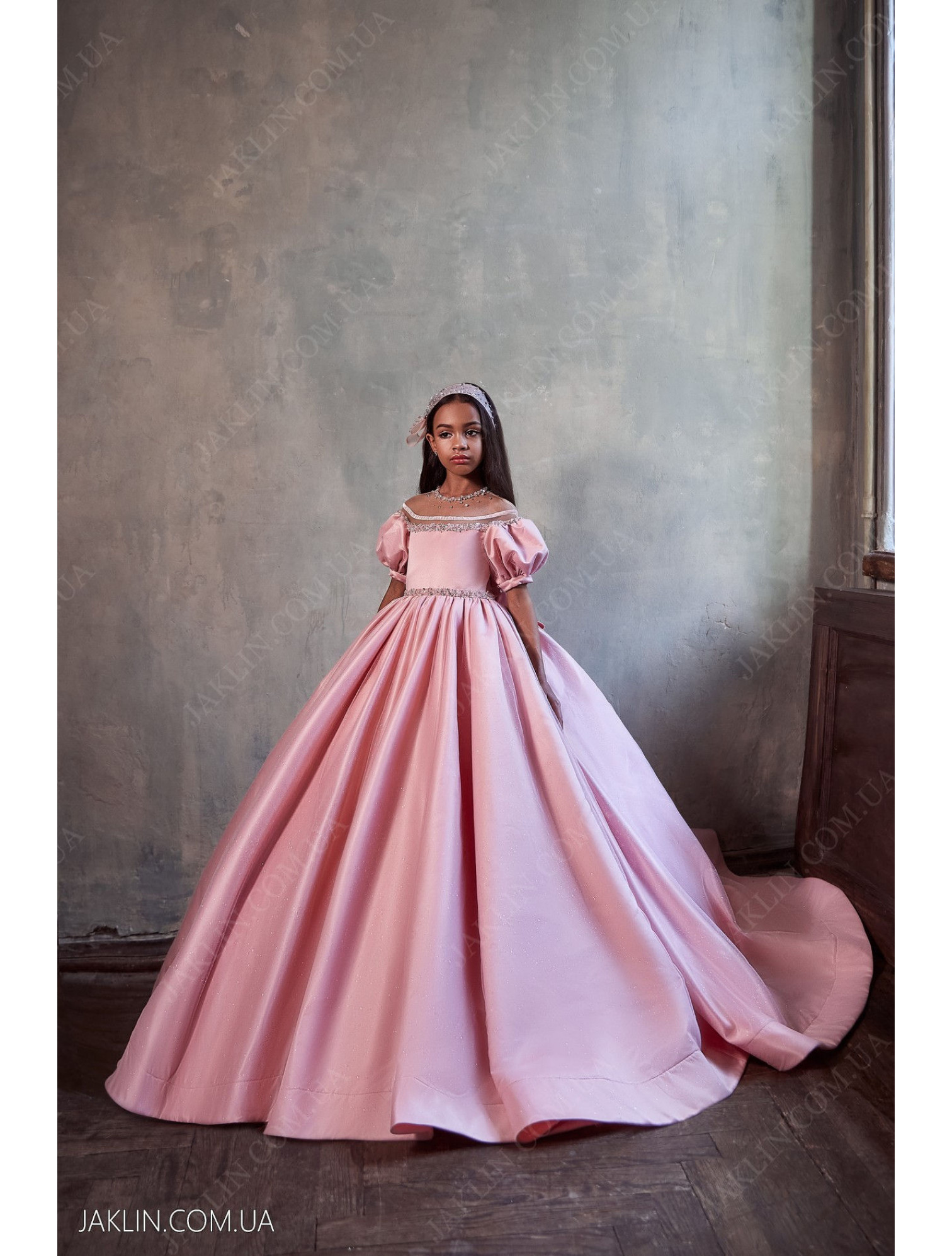 Детское платье 3114