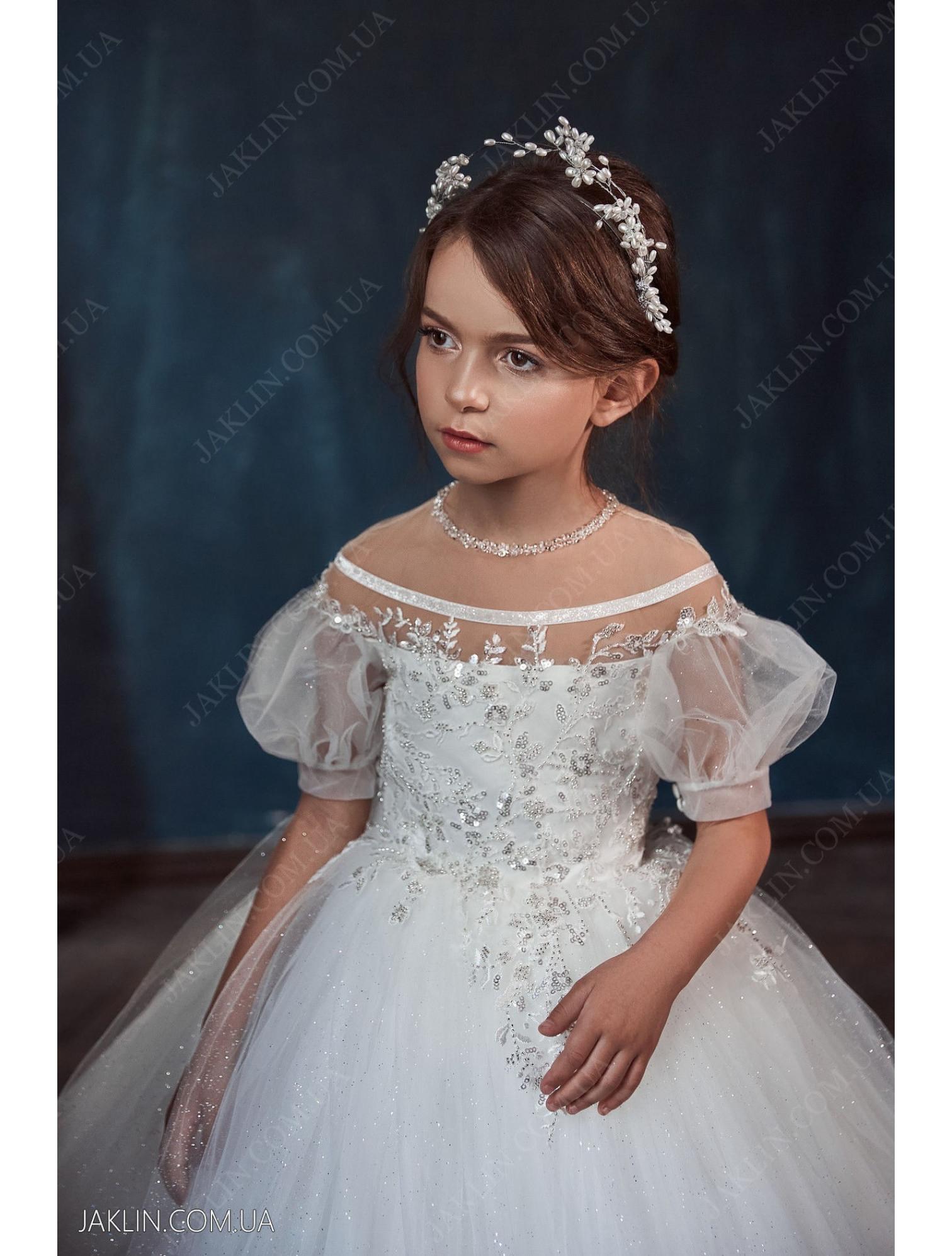 Детское платье 3128