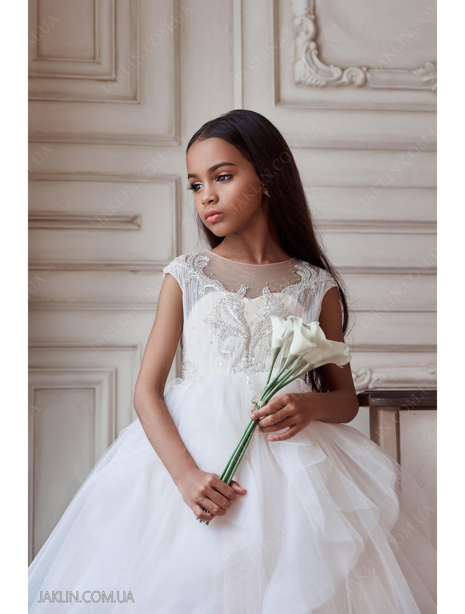 Детское платье 3129