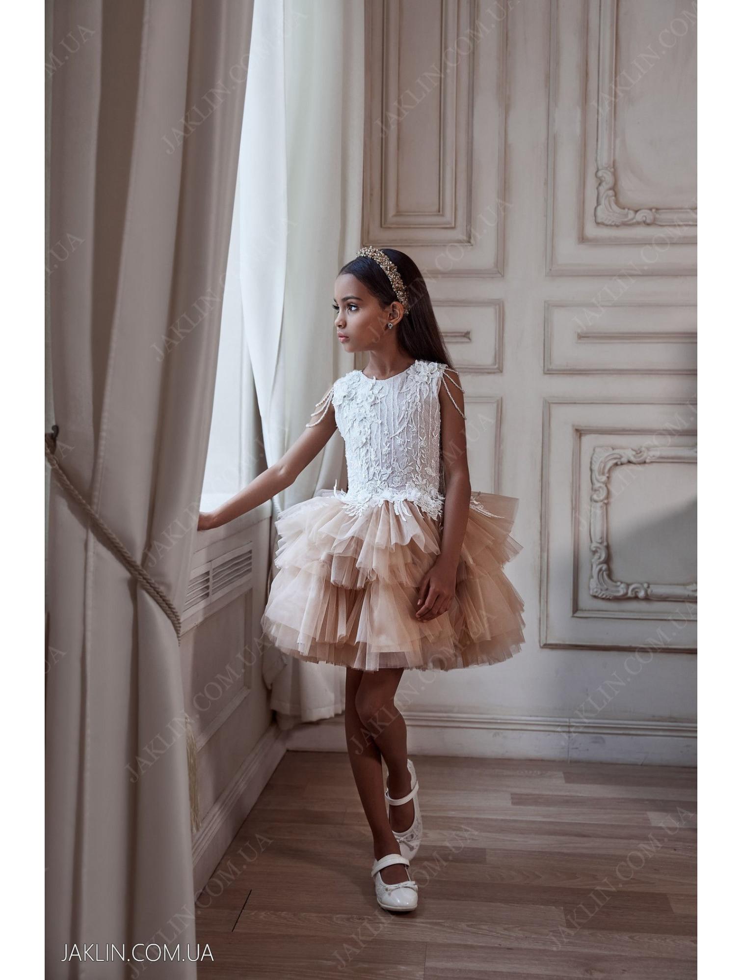 Детское платье 3130