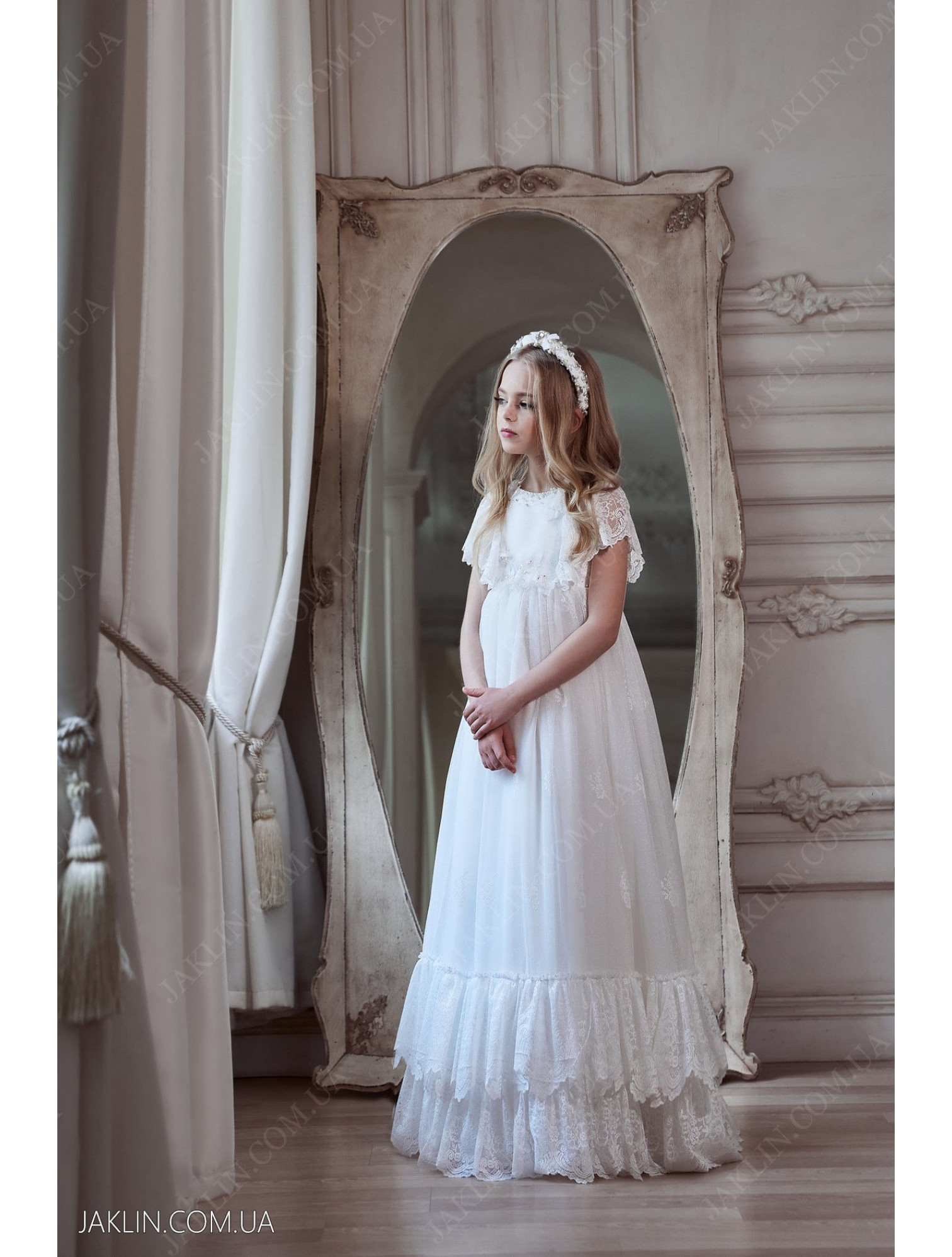 Детское платье 3140