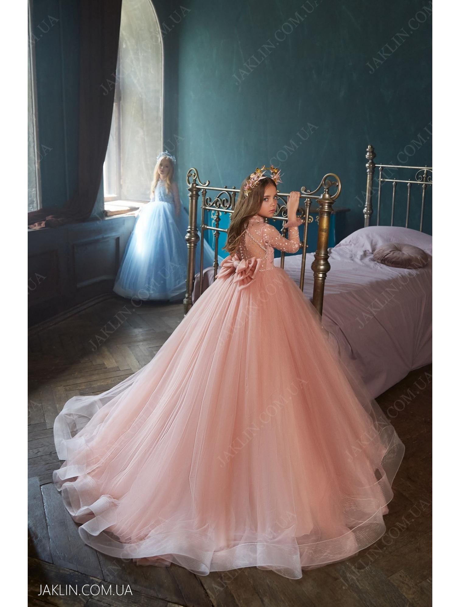 Детское платье 3142