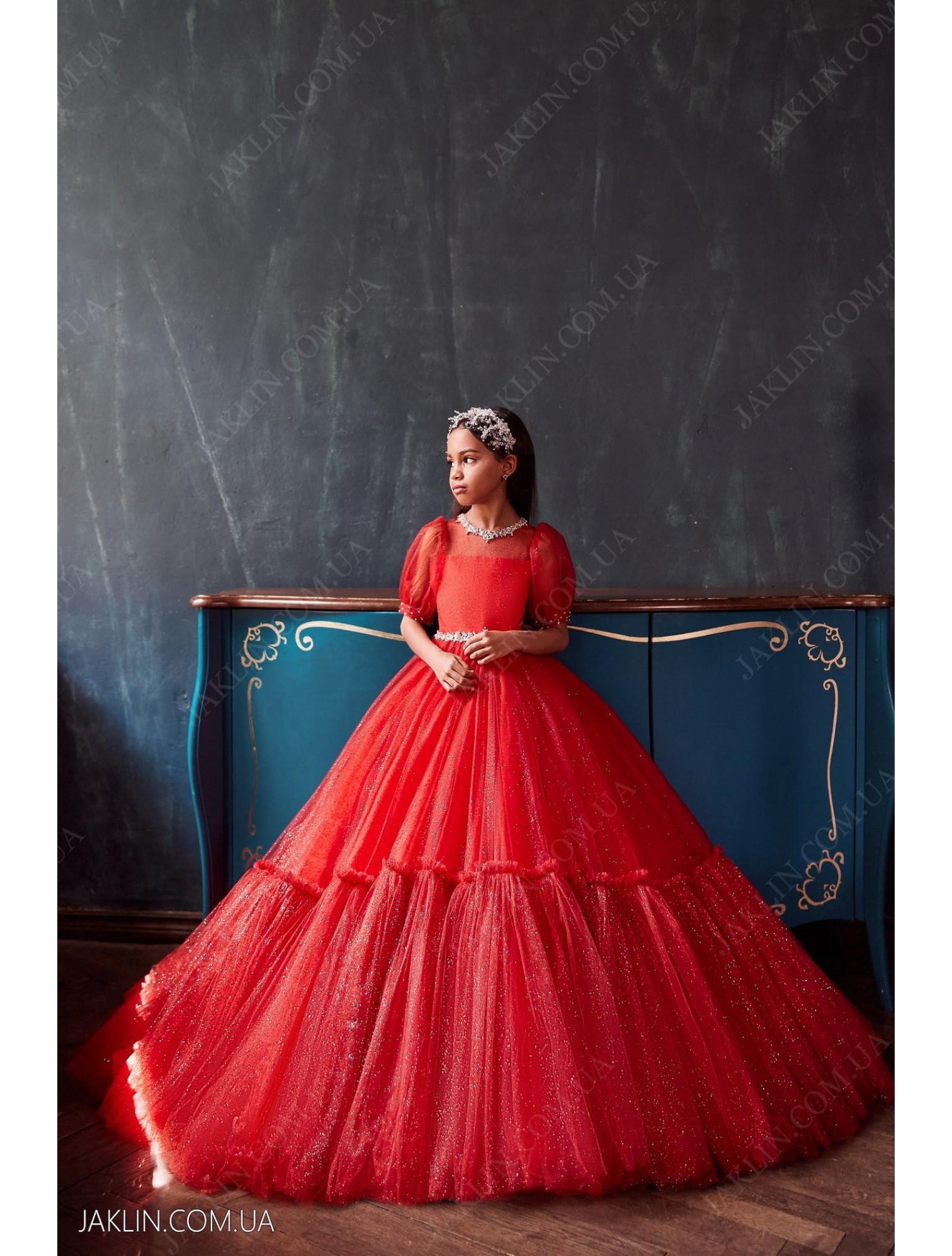 Детское платье 3146
