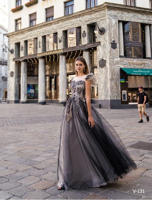Вечірня сукня V-131