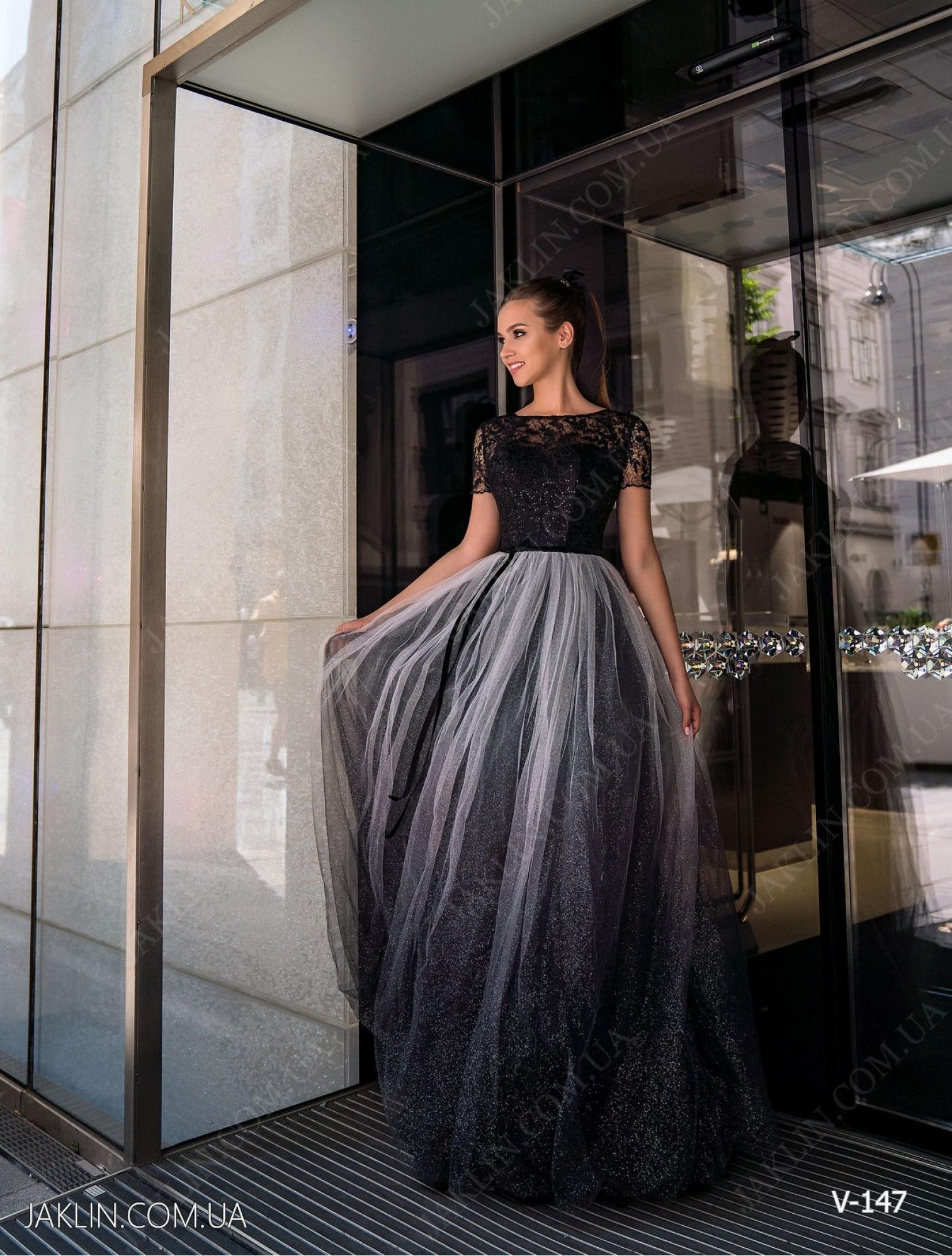 Вечірня сукня V-147