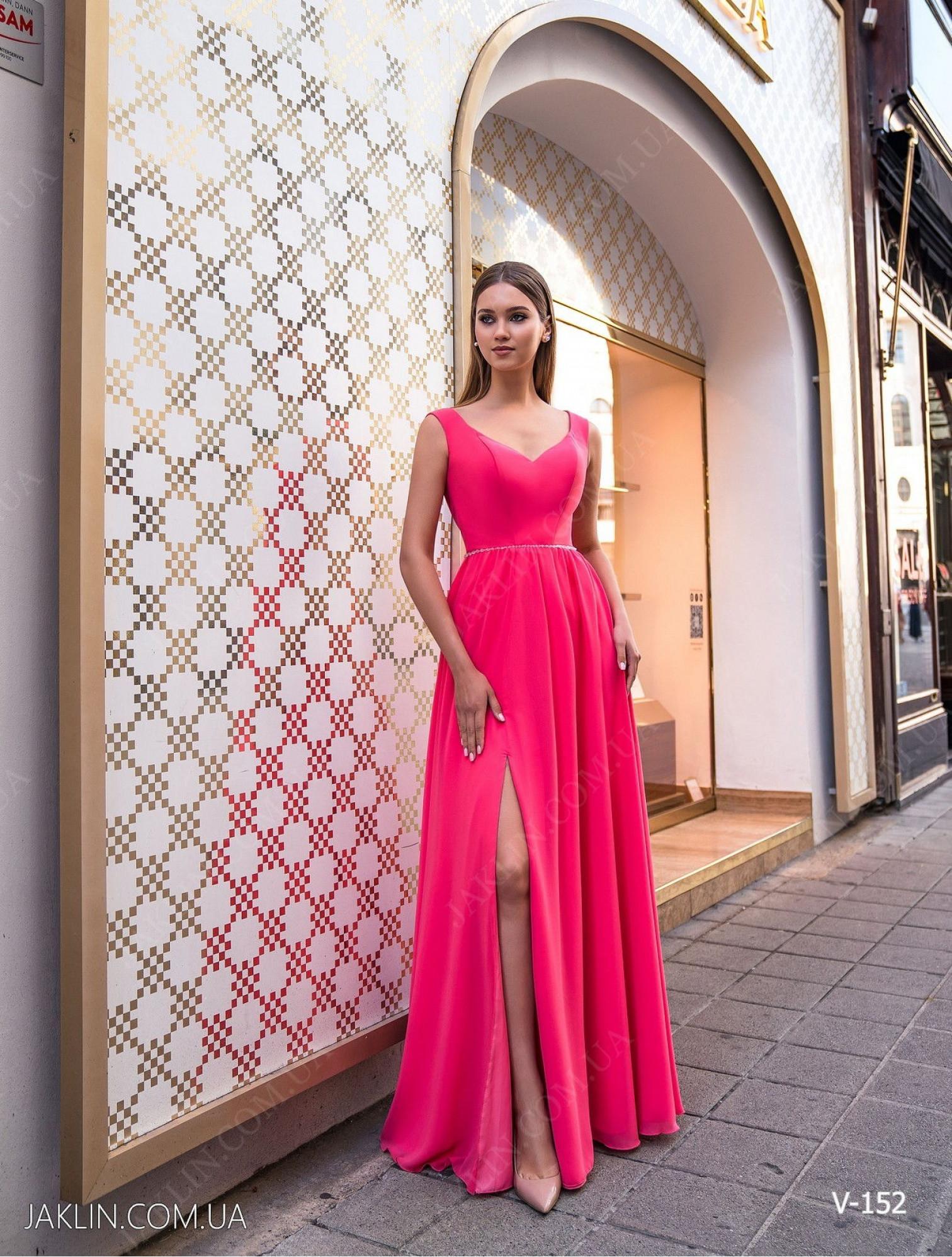 Вечернее платье V-152