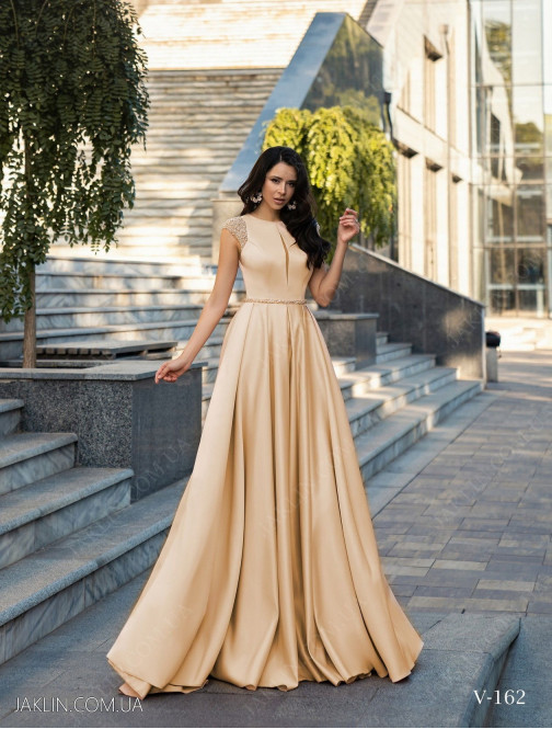 Вечірня сукня V-162