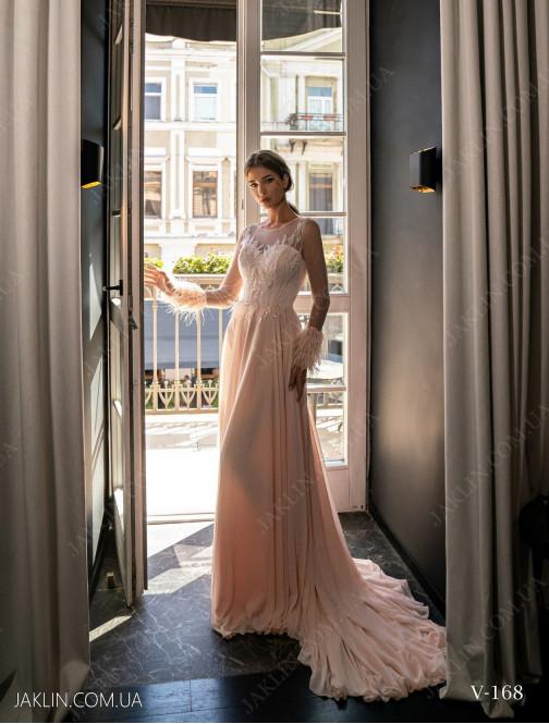 Вечірня сукня V-168