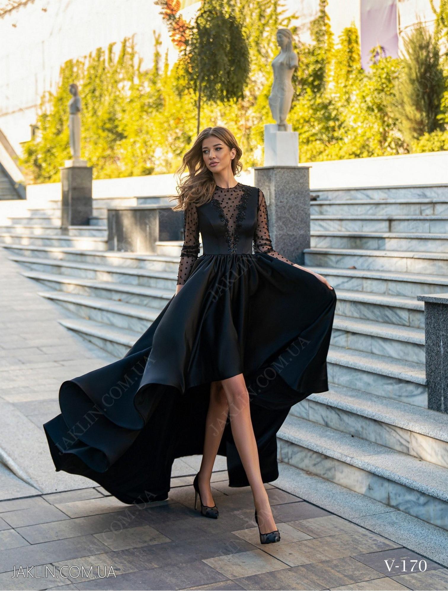 Вечернее платье V-170