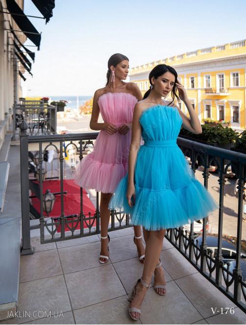 Вечернее платье V-176